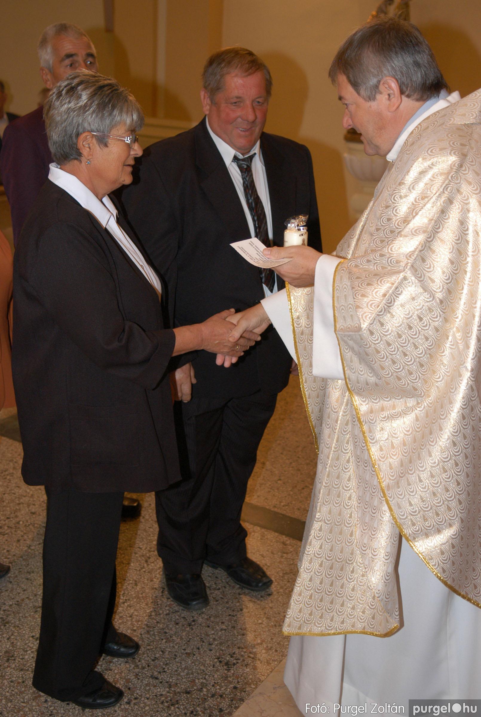 2012.09.23. 063 Kisboldogasszony Templom házassági évfordulók - Fotó:PURGEL ZOLTÁN© DSC_0175q.jpg