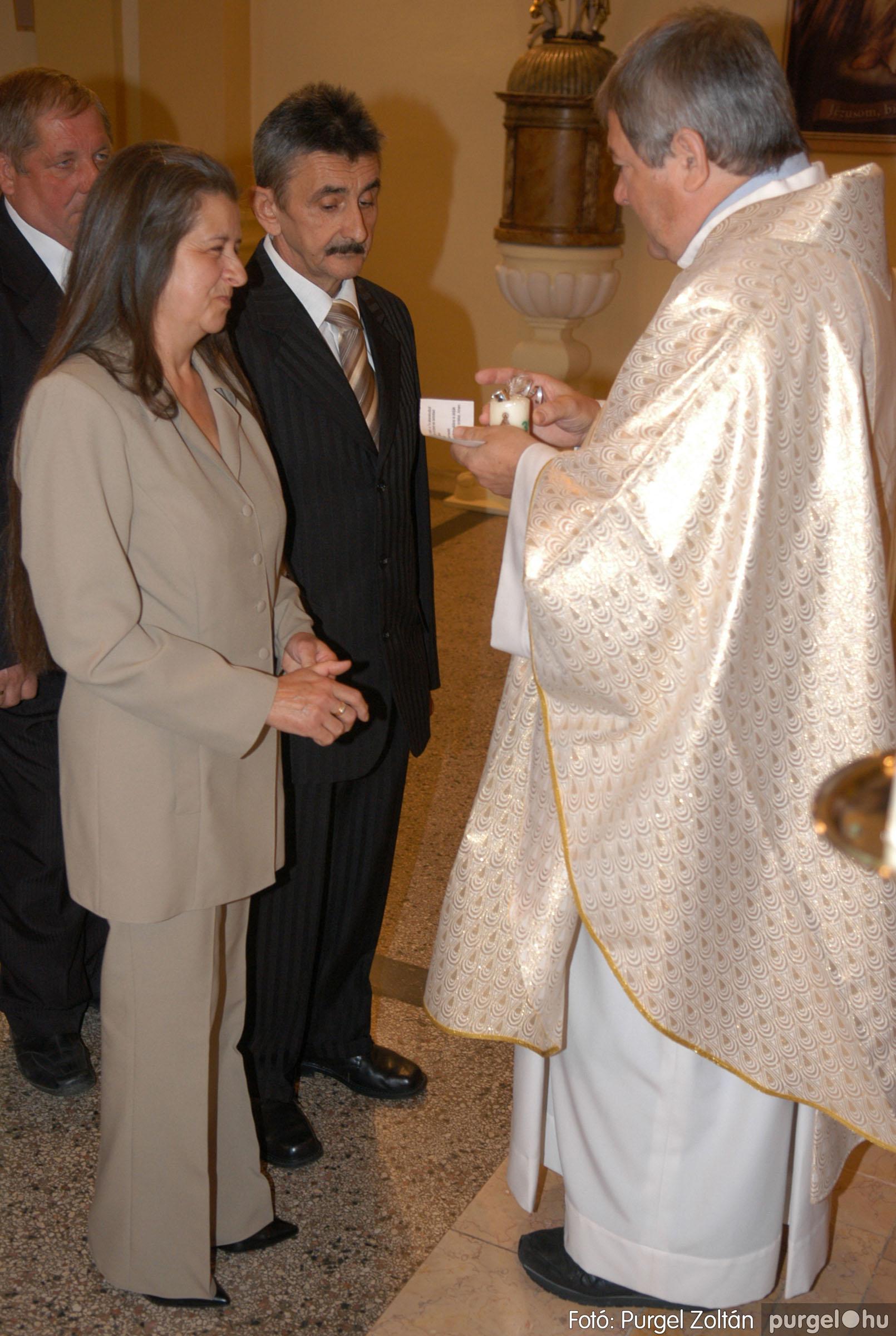 2012.09.23. 061 Kisboldogasszony Templom házassági évfordulók - Fotó:PURGEL ZOLTÁN© DSC_0173q.jpg