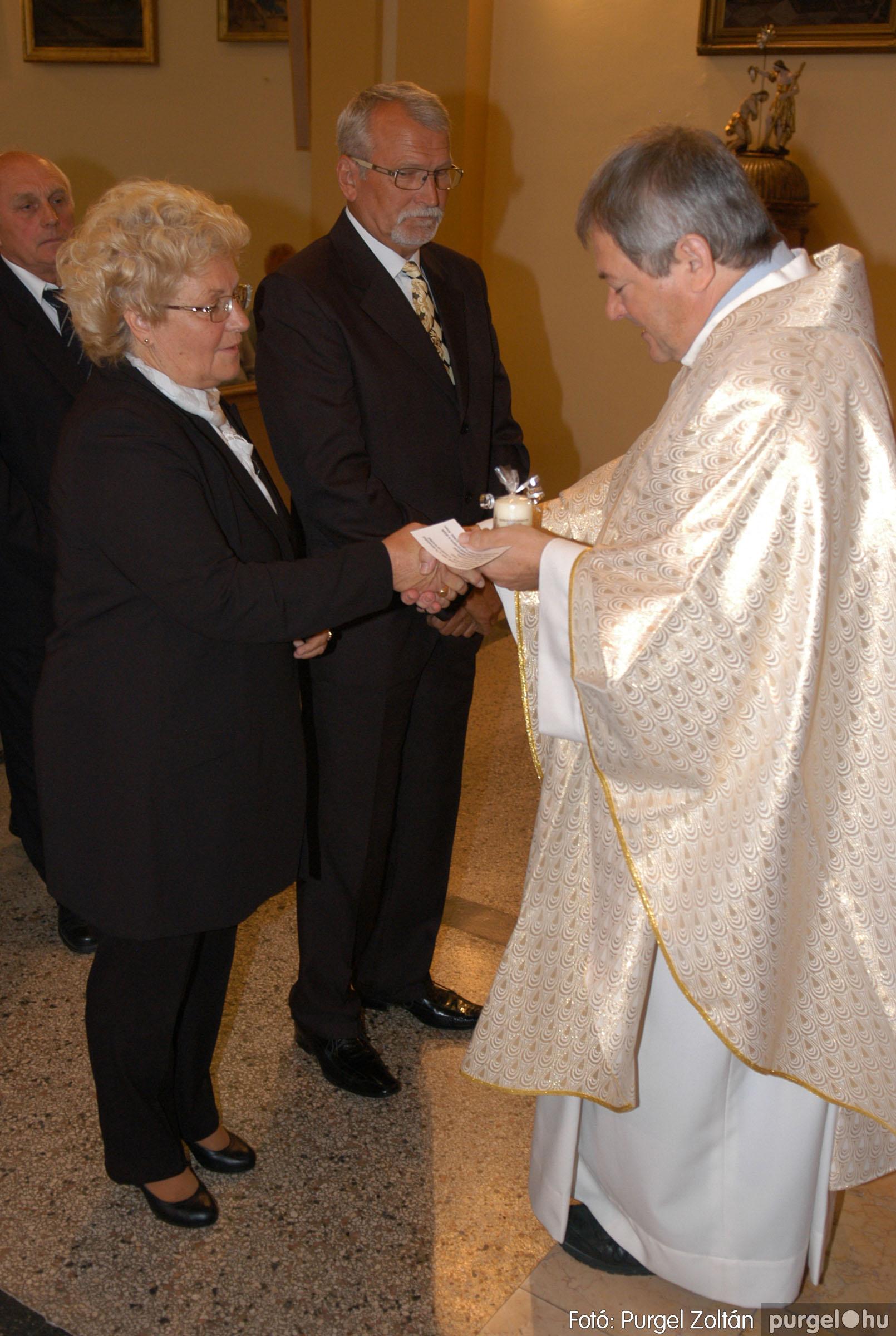 2012.09.23. 054 Kisboldogasszony Templom házassági évfordulók - Fotó:PURGEL ZOLTÁN© DSC_0165q.jpg