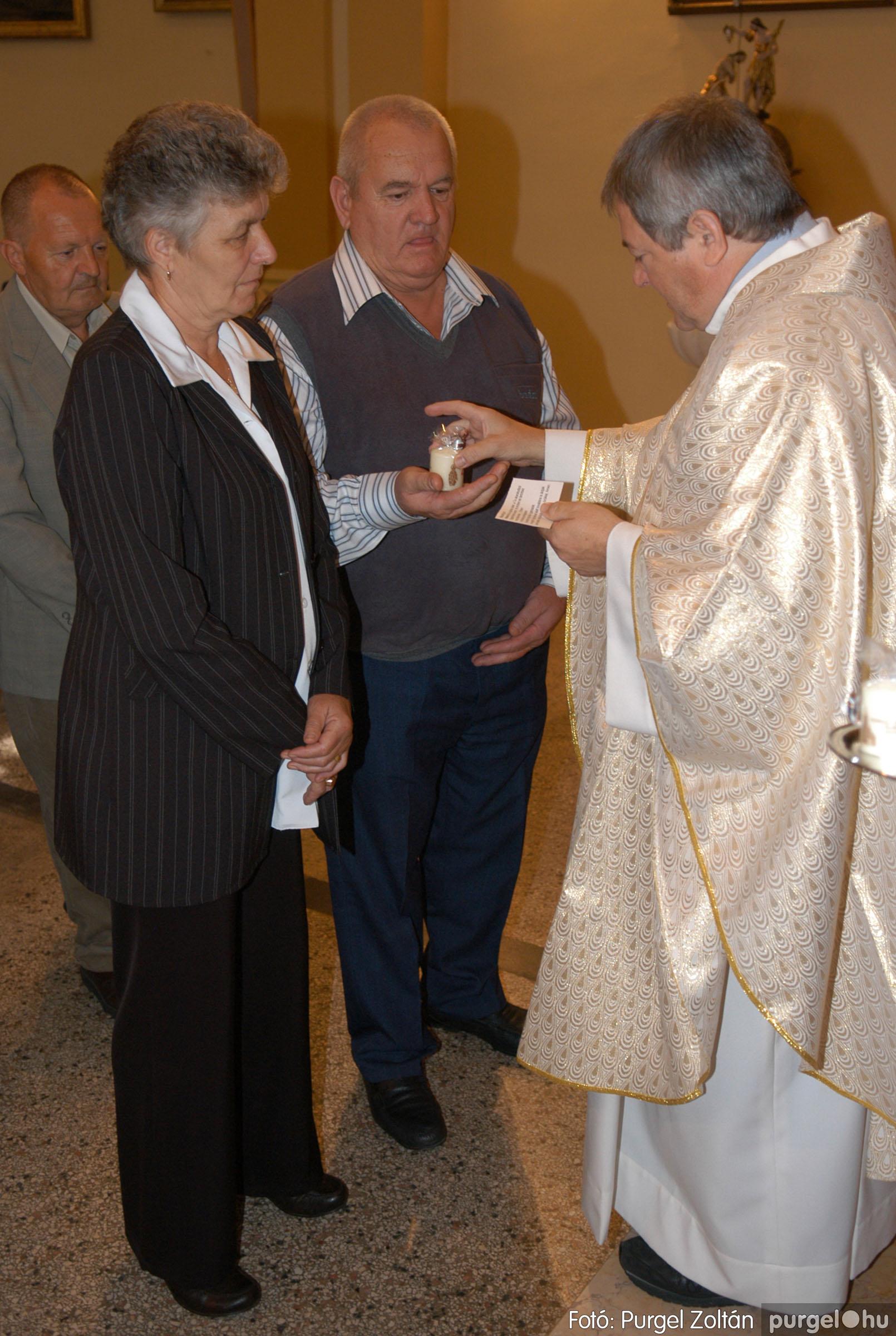 2012.09.23. 051 Kisboldogasszony Templom házassági évfordulók - Fotó:PURGEL ZOLTÁN© DSC_0162q.jpg
