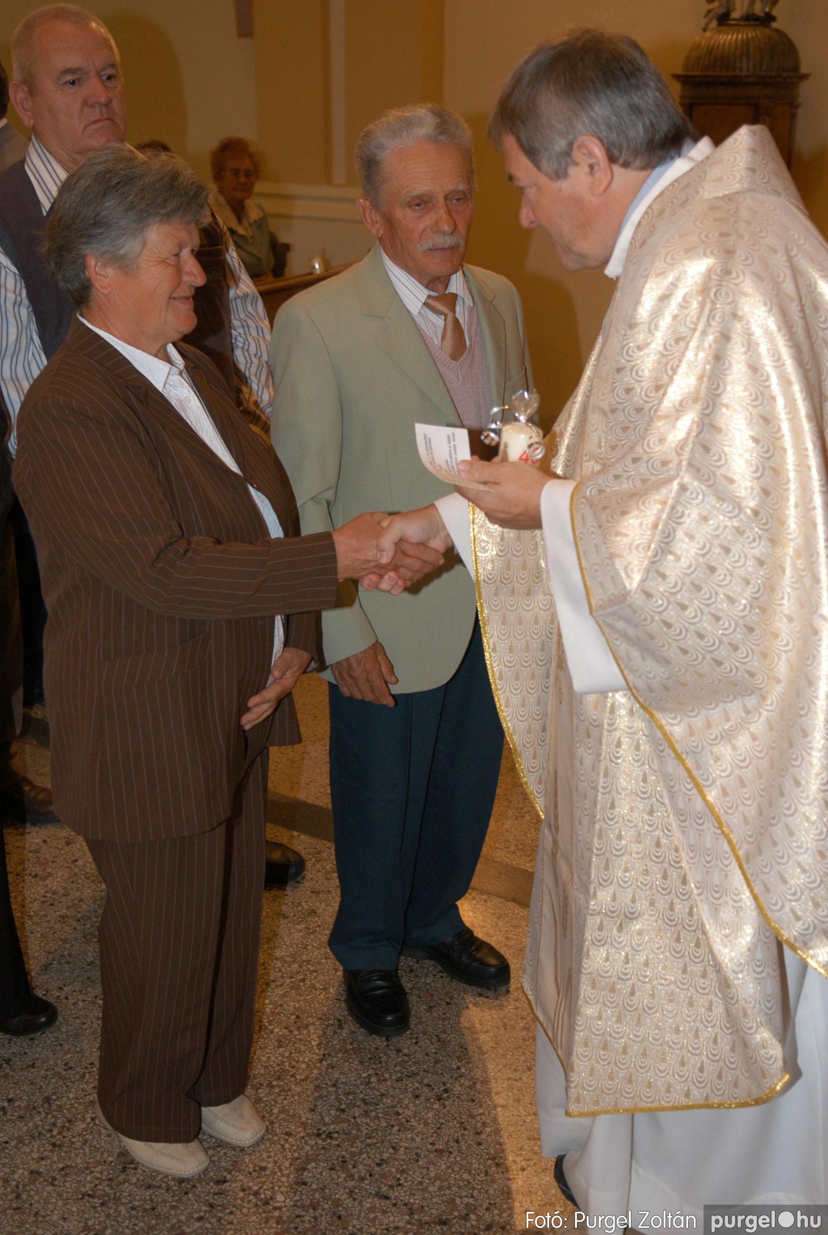 2012.09.23. 049 Kisboldogasszony Templom házassági évfordulók - Fotó:PURGEL ZOLTÁN© DSC_0160q.jpg