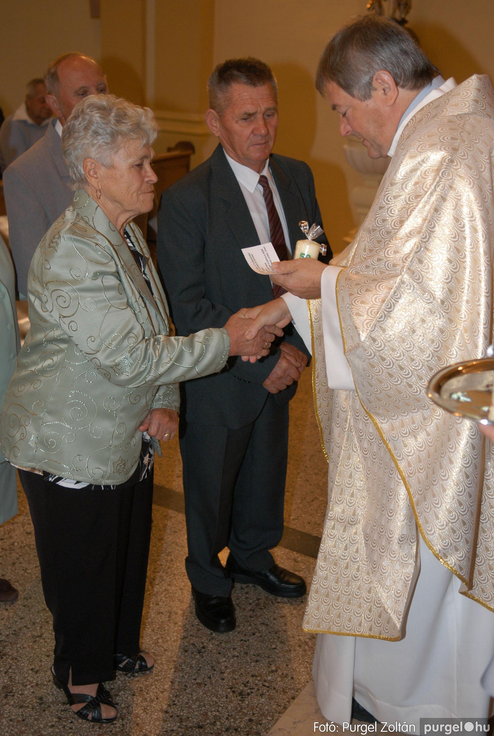 2012.09.23. 032 Kisboldogasszony Templom házassági évfordulók - Fotó:PURGEL ZOLTÁN© DSC_0134q.jpg