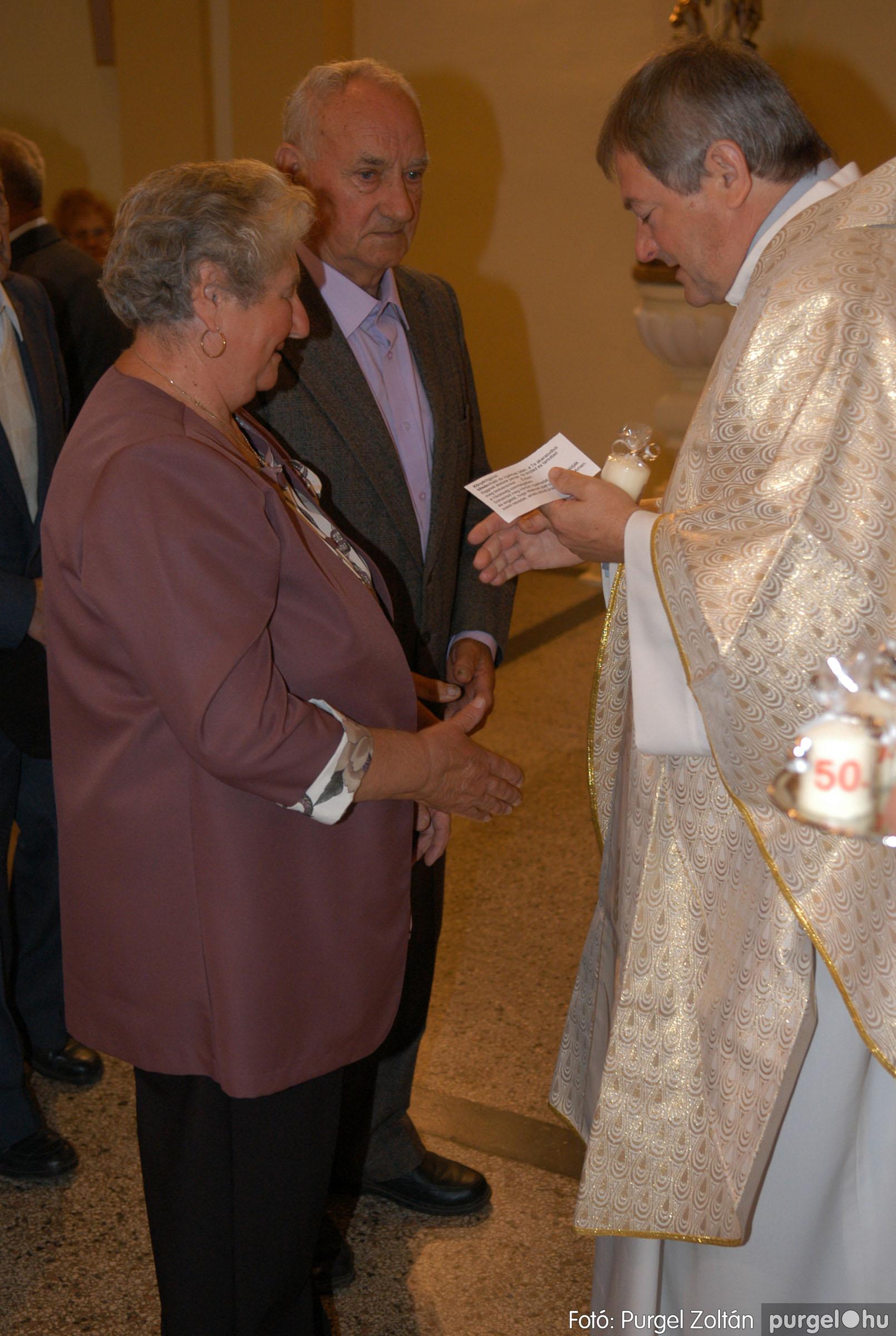 2012.09.23. 023 Kisboldogasszony Templom házassági évfordulók - Fotó:PURGEL ZOLTÁN© DSC_0125q.jpg