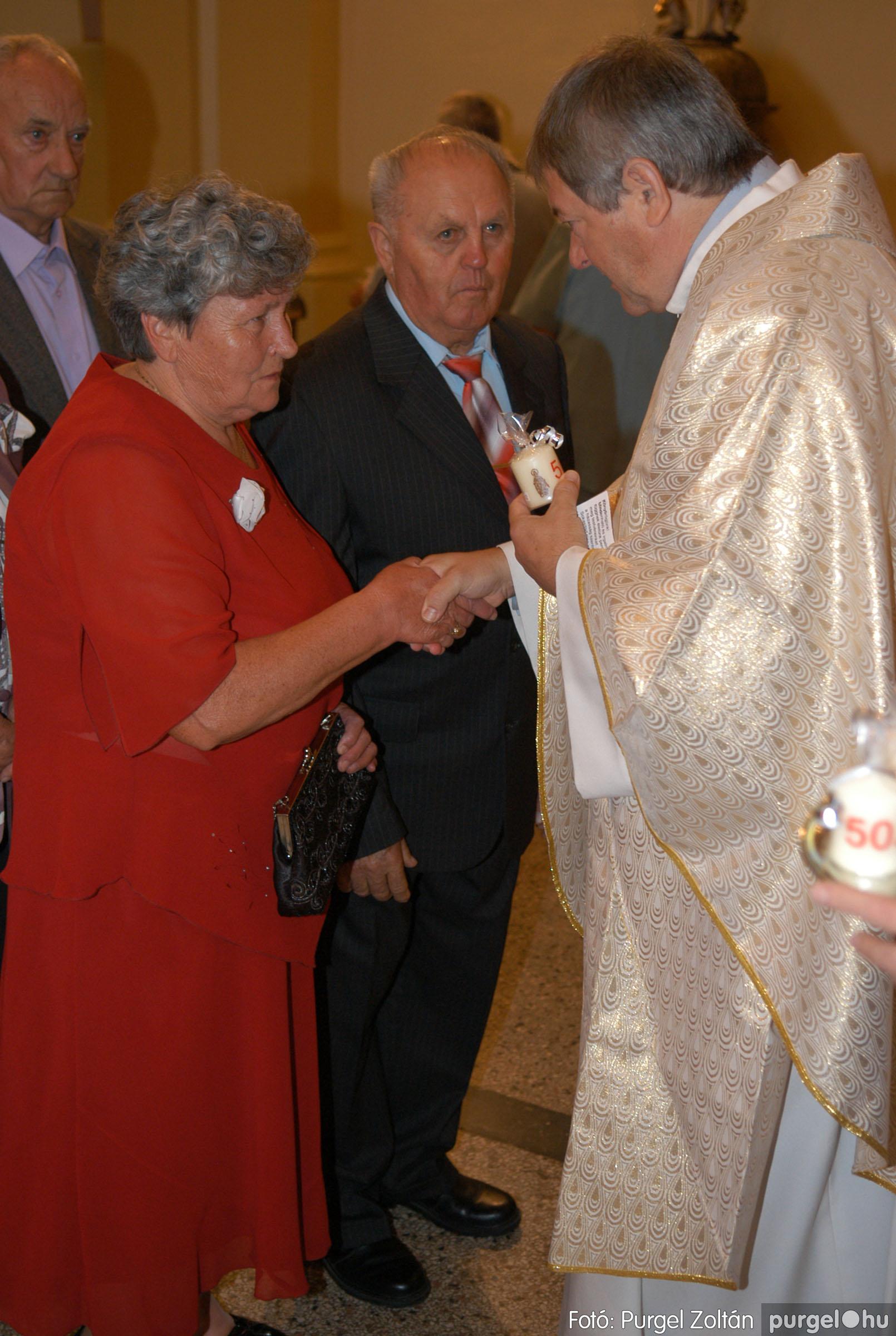 2012.09.23. 022 Kisboldogasszony Templom házassági évfordulók - Fotó:PURGEL ZOLTÁN© DSC_0124q.jpg