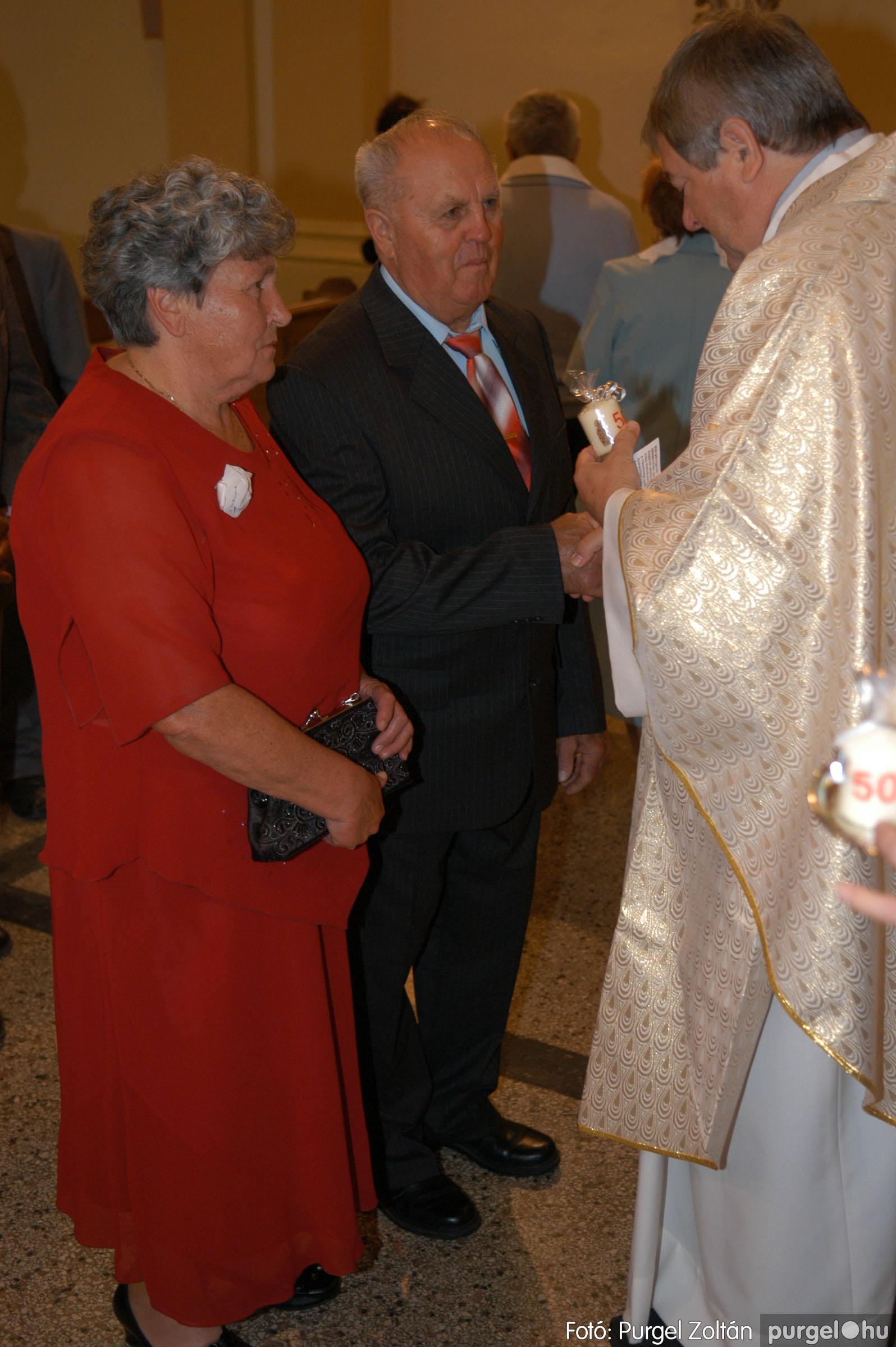 2012.09.23. 021 Kisboldogasszony Templom házassági évfordulók - Fotó:PURGEL ZOLTÁN© DSC_0123q.jpg