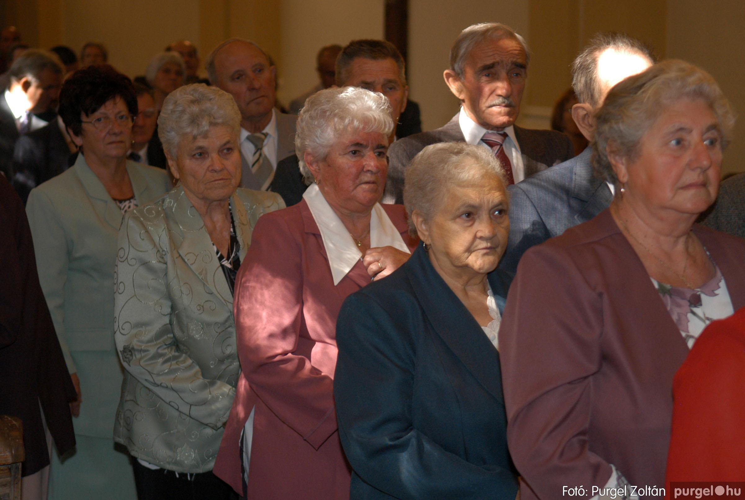 2012.09.23. 018 Kisboldogasszony Templom házassági évfordulók - Fotó:PURGEL ZOLTÁN© DSC_0120q.jpg