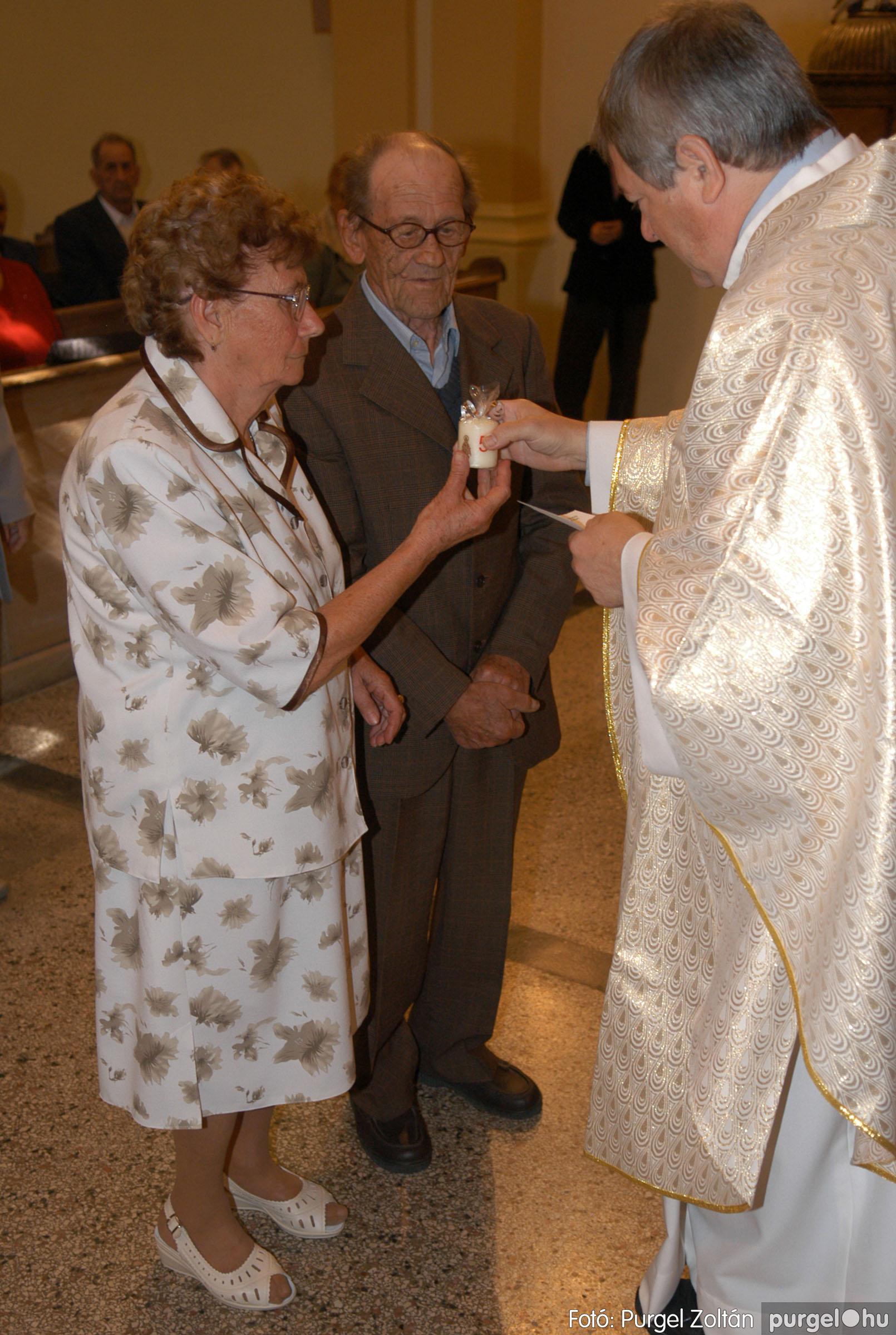 2012.09.23. 014 Kisboldogasszony Templom házassági évfordulók - Fotó:PURGEL ZOLTÁN© DSC_0114q.jpg