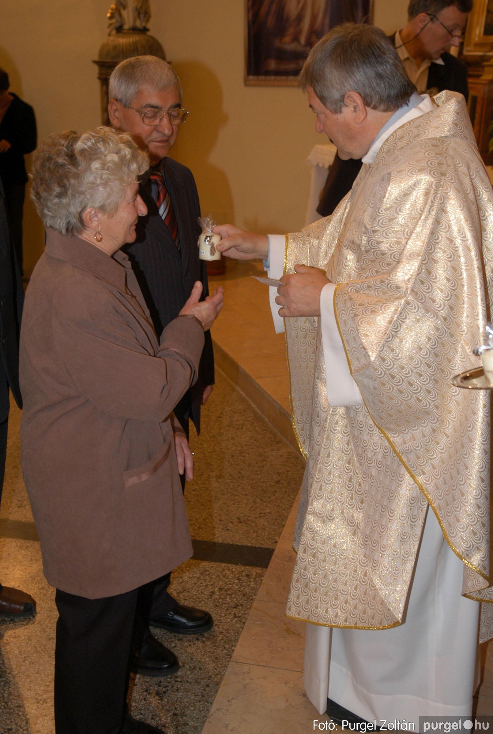 2012.09.23. 011 Kisboldogasszony Templom házassági évfordulók - Fotó:PURGEL ZOLTÁN© DSC_0110q.jpg