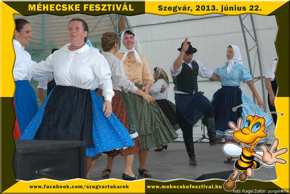 2013.06.22. 221 Szegvár és Vidéke Tak. Szöv. - Méhecske Fesztivál 2013. - Fotó:PURGEL ZOLTÁN©.jpg