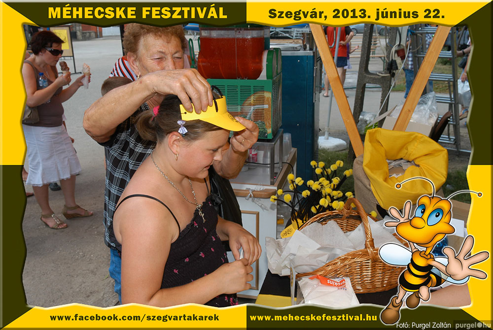 2013.06.22. 051 Szegvár és Vidéke Tak. Szöv. - Méhecske Fesztivál 2013. - Fotó:PURGEL ZOLTÁN©.jpg