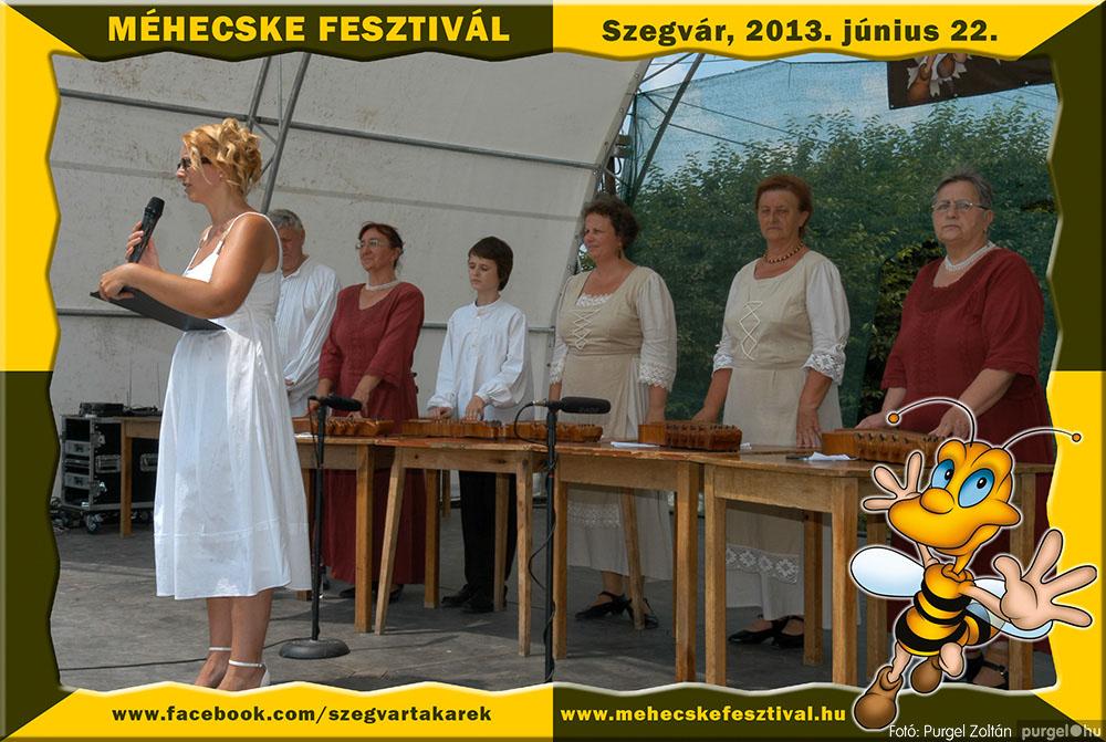 2013.06.22. 011 Szegvár és Vidéke Tak. Szöv. - Méhecske Fesztivál 2013. - Fotó:PURGEL ZOLTÁN©.jpg
