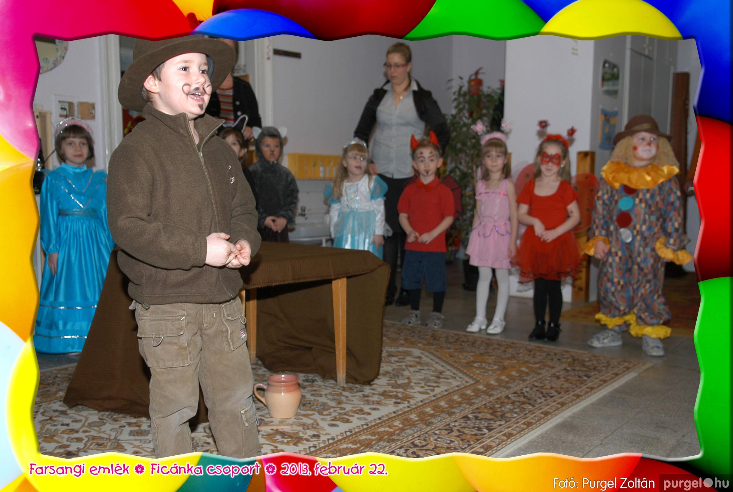 2013.02.22. 163 Kurca-parti Óvoda farsang 2013. - Ficánka csoport - Fotó:PURGEL ZOLTÁN© 223.jpg
