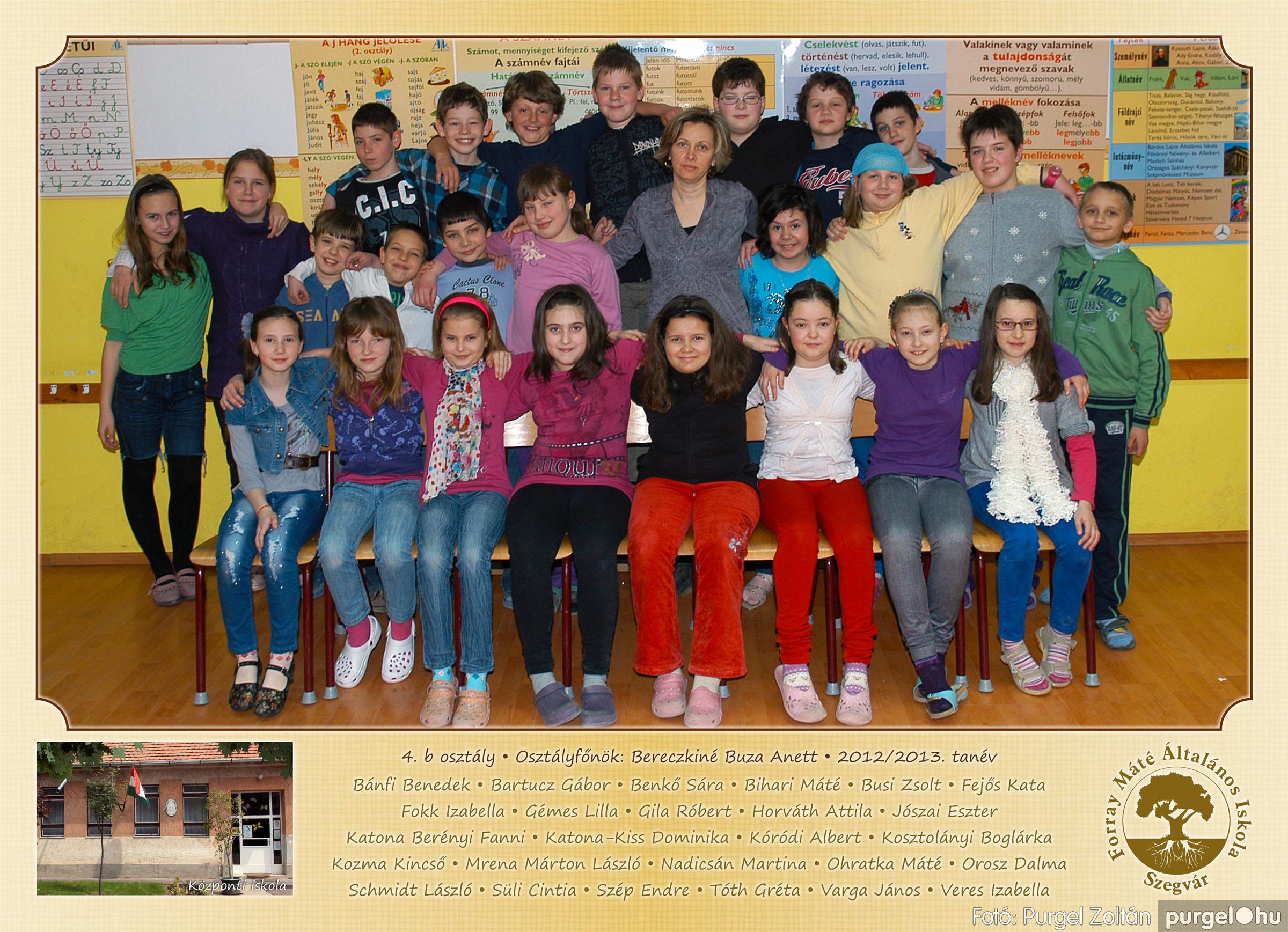 2013.04.04-05.24. 016 Forray Máté Általános Iskola osztályképek 2013. - Fotó:PURGEL ZOLTÁN© 4b-2.jpg