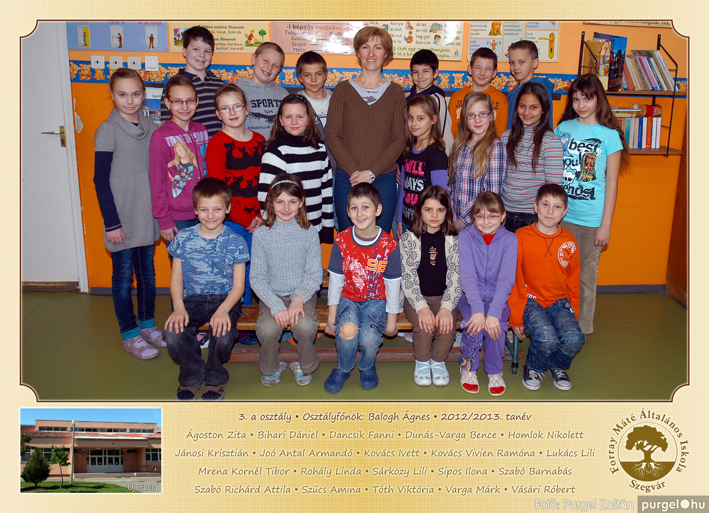 2013.04.04-05.24. 009 Forray Máté Általános Iskola osztályképek 2013. - Fotó:PURGEL ZOLTÁN© 3a-1.jpg