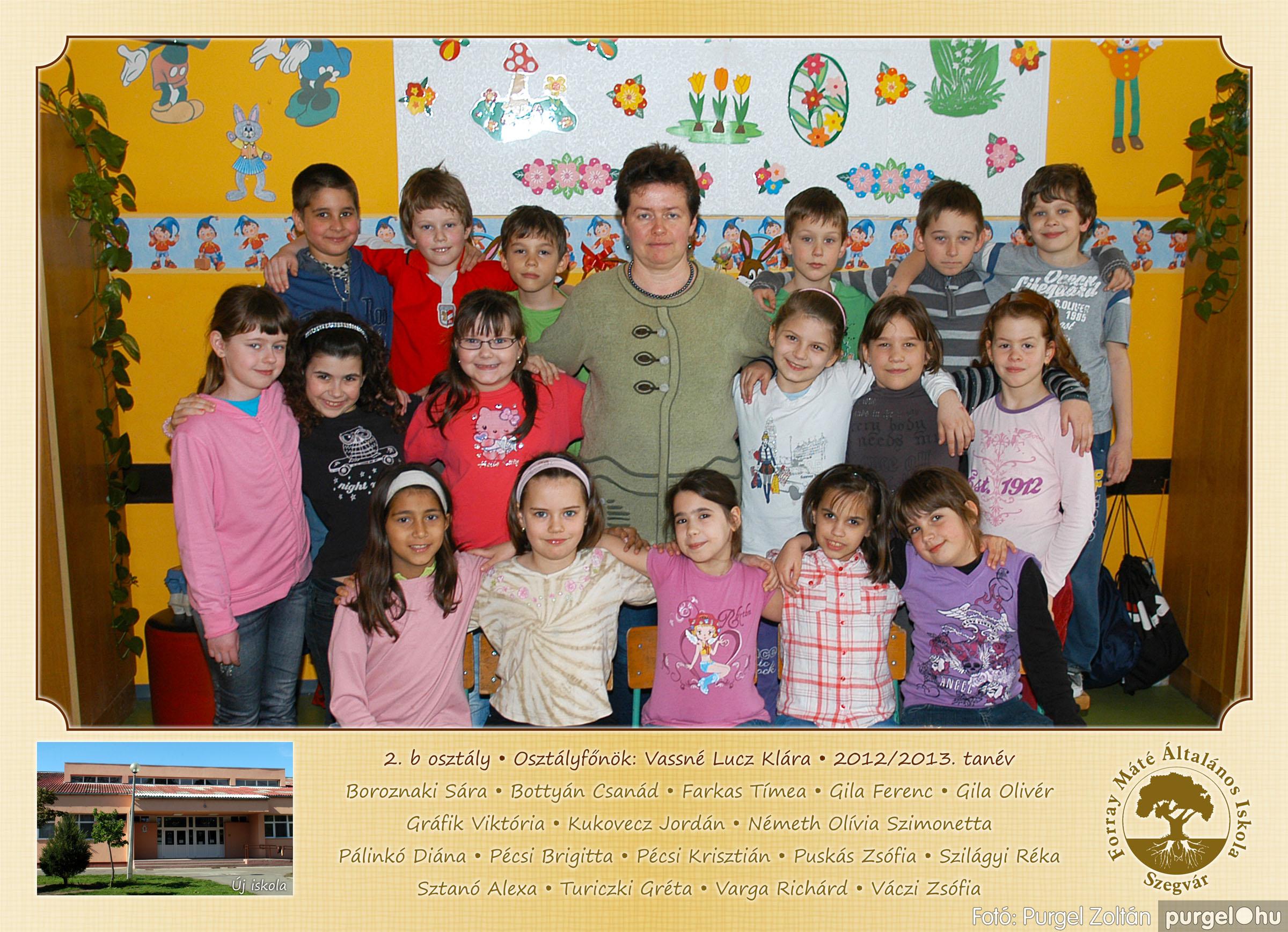 2013.04.04-05.24. 008 Forray Máté Általános Iskola osztályképek 2013. - Fotó:PURGEL ZOLTÁN© 2b-2.jpg