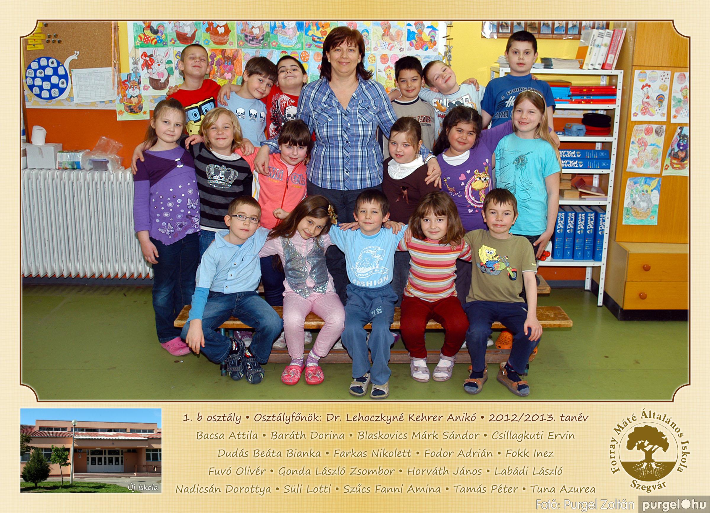 2013.04.04-05.24. 004 Forray Máté Általános Iskola osztályképek 2013. - Fotó:PURGEL ZOLTÁN© 1b-2.jpg
