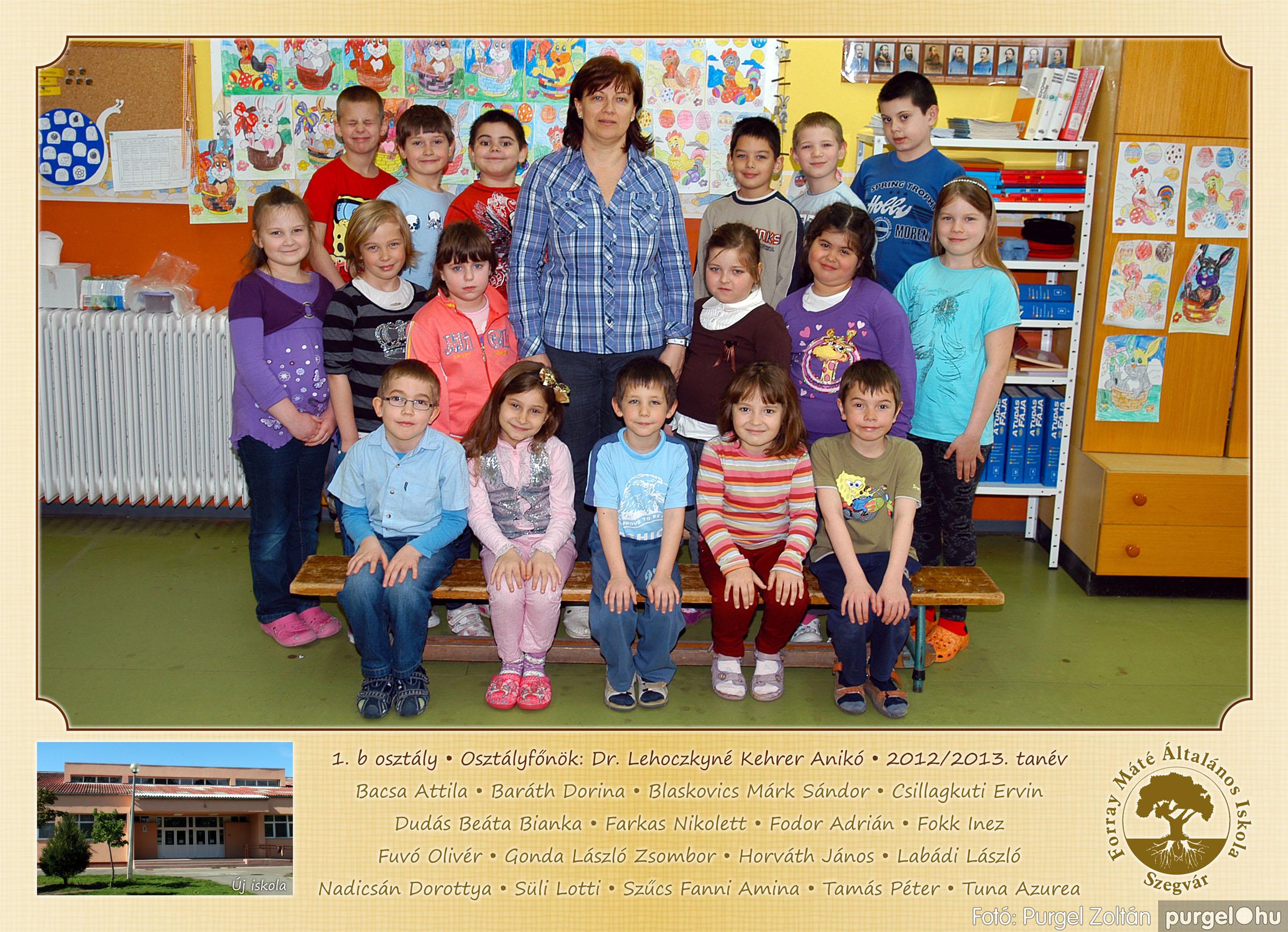 2013.04.04-05.24. 003 Forray Máté Általános Iskola osztályképek 2013. - Fotó:PURGEL ZOLTÁN© 1b-1.jpg