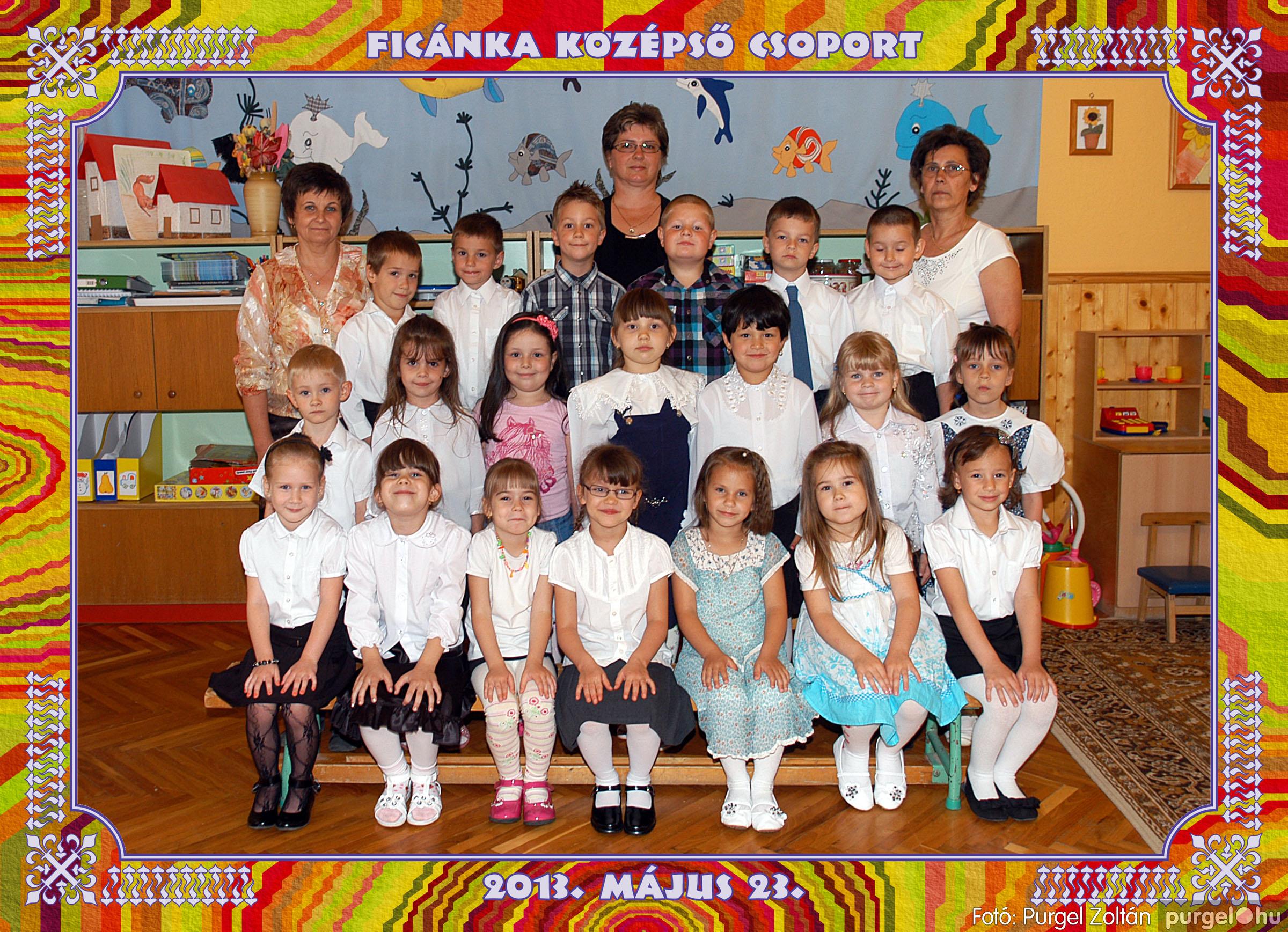 2013.05.16-25. 006 Kurca-parti Óvoda csoportképek 2013. - Fotó:PURGEL ZOLTÁN© 252Ficánka.jpg
