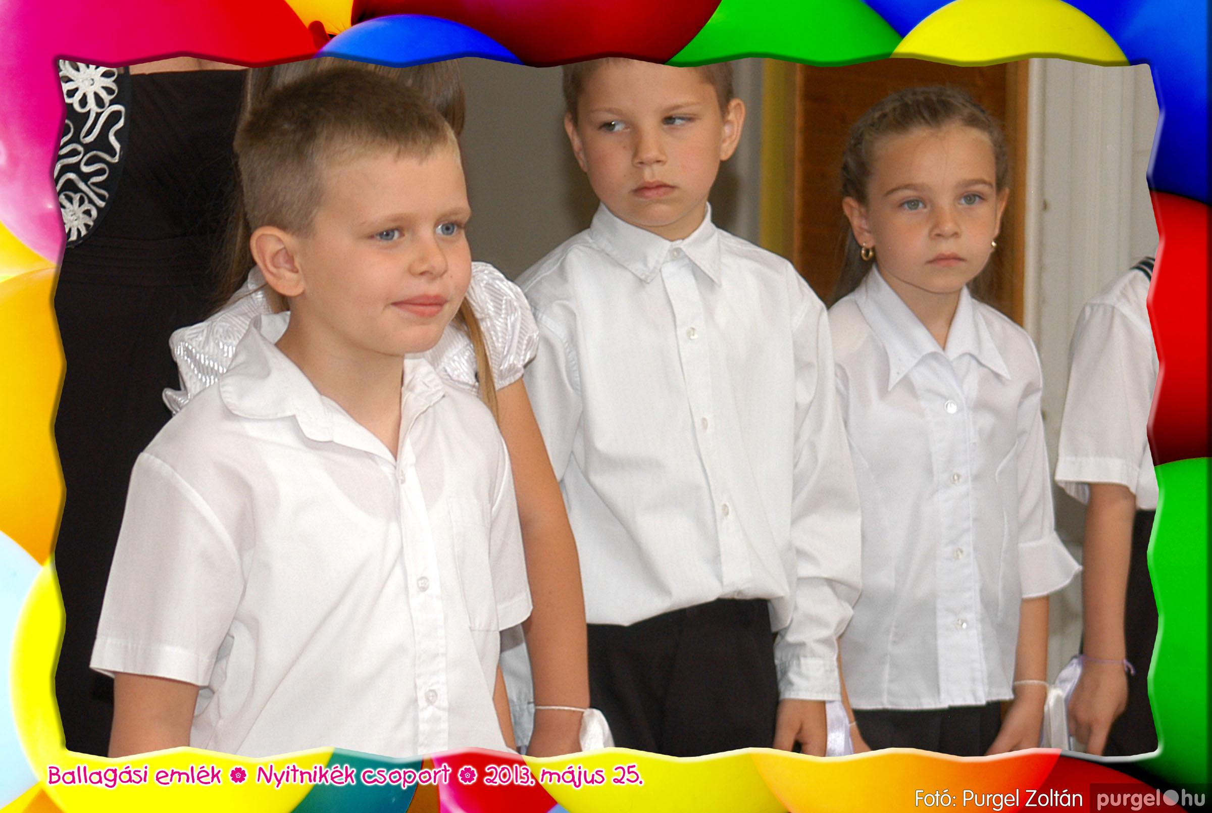 2013.05.25. 205 Kurca-parti Óvoda évzáró 2013. - Nyitnikék csoport - Fotó:PURGEL ZOLTÁN© 526.jpg