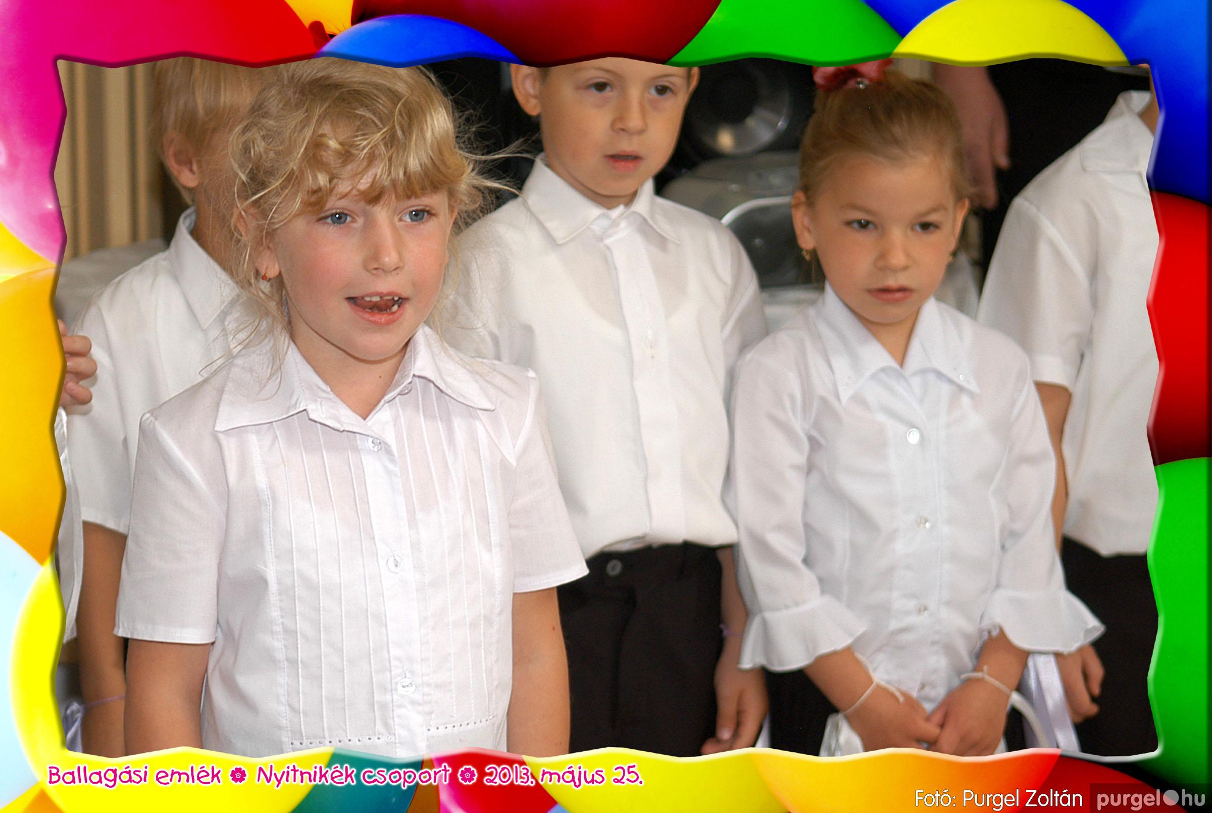 2013.05.25. 199 Kurca-parti Óvoda évzáró 2013. - Nyitnikék csoport - Fotó:PURGEL ZOLTÁN© 520.jpg