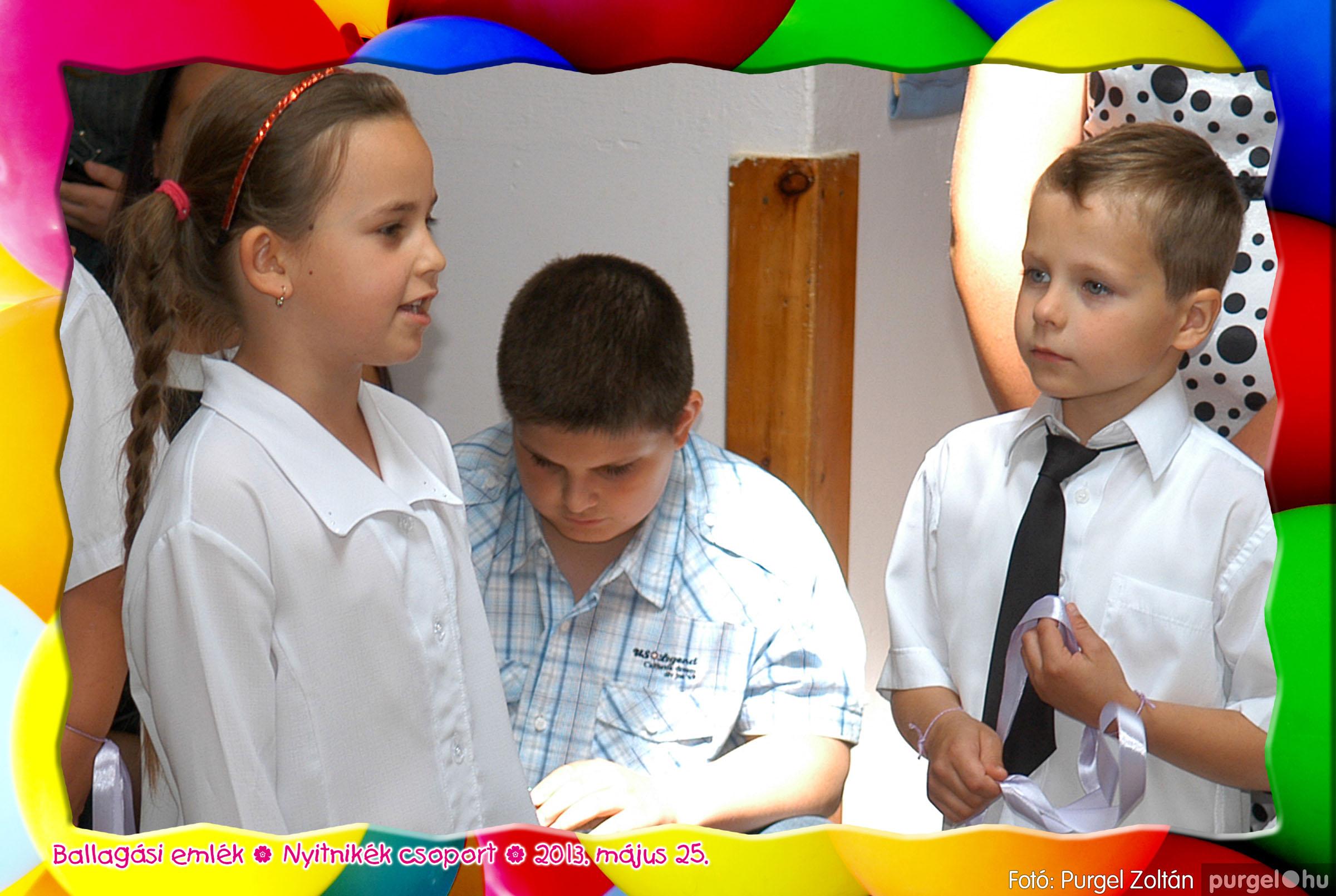 2013.05.25. 212 Kurca-parti Óvoda évzáró 2013. - Nyitnikék csoport - Fotó:PURGEL ZOLTÁN© 533.jpg