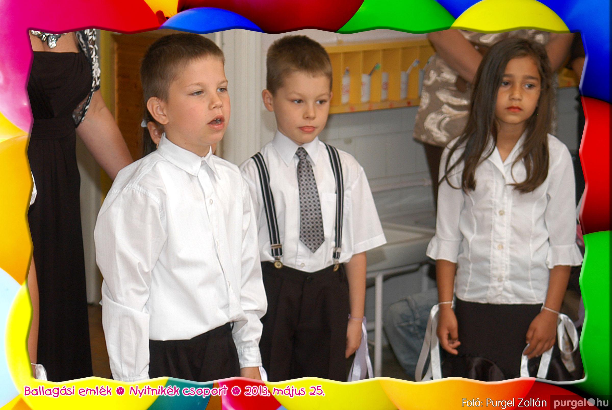 2013.05.25. 207 Kurca-parti Óvoda évzáró 2013. - Nyitnikék csoport - Fotó:PURGEL ZOLTÁN© 528.jpg