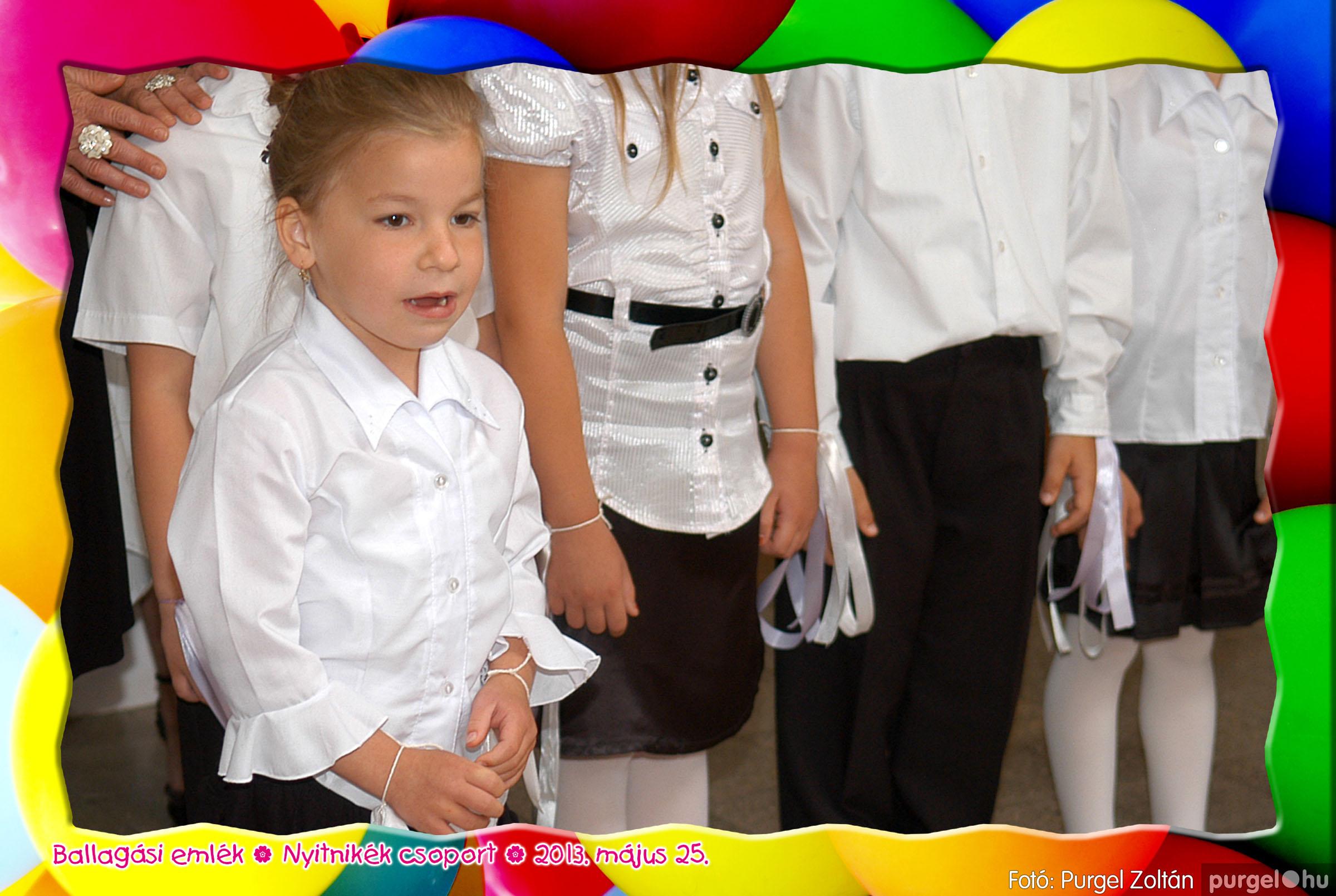 2013.05.25. 204 Kurca-parti Óvoda évzáró 2013. - Nyitnikék csoport - Fotó:PURGEL ZOLTÁN© 525.jpg