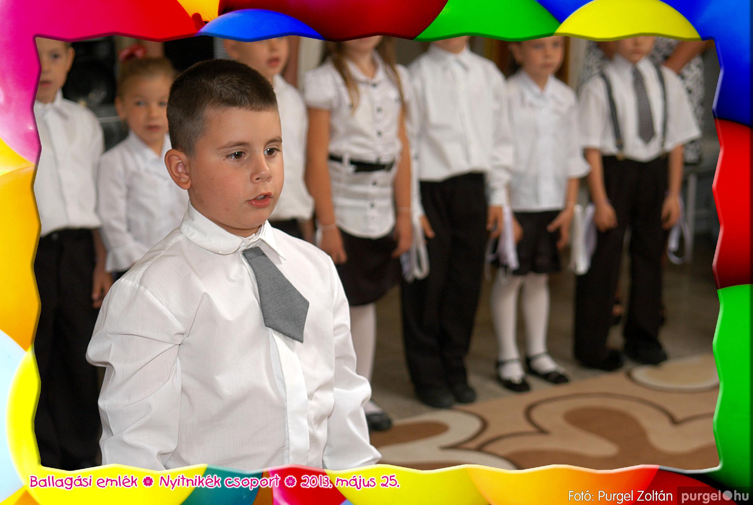 2013.05.25. 196 Kurca-parti Óvoda évzáró 2013. - Nyitnikék csoport - Fotó:PURGEL ZOLTÁN© 517.jpg