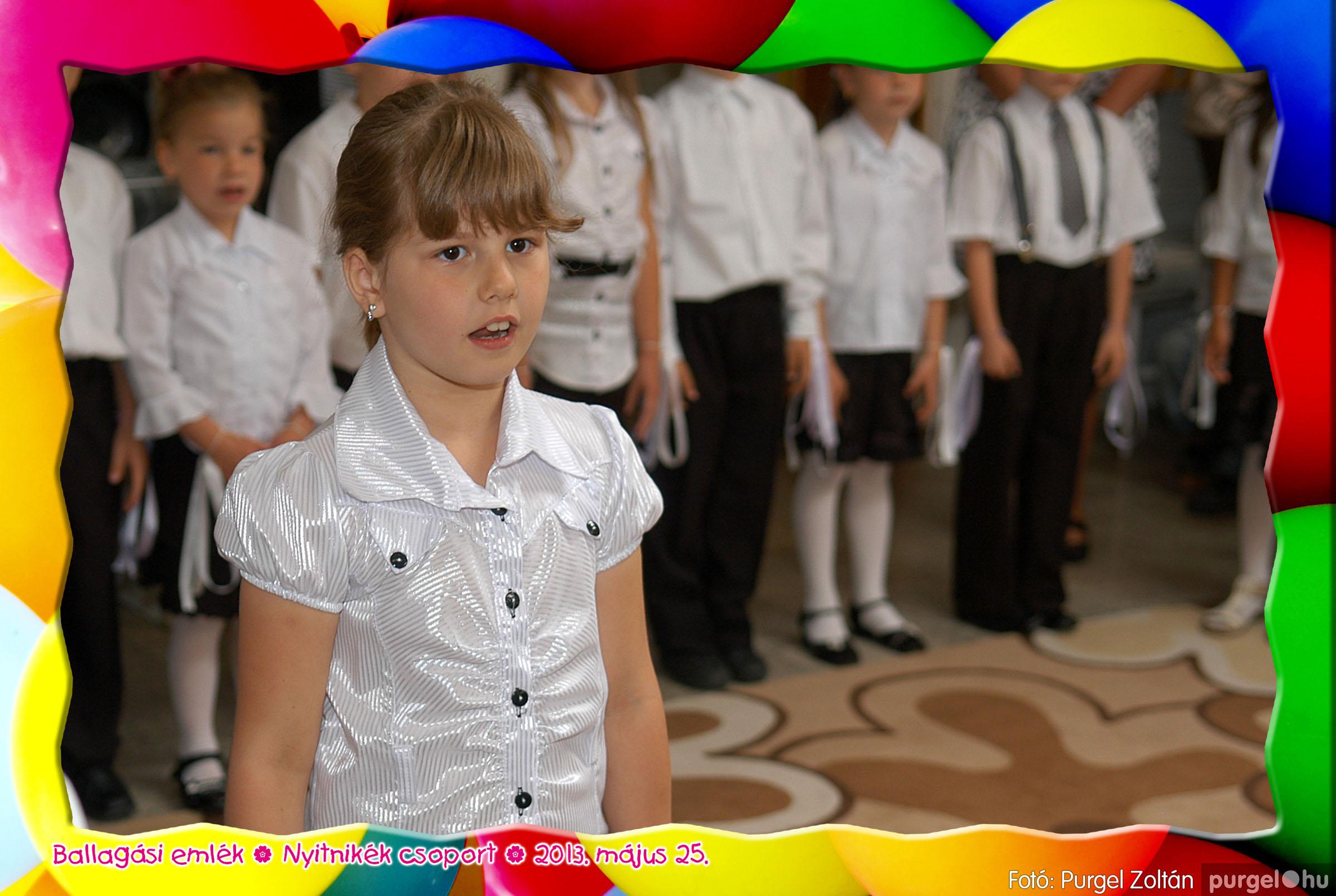 2013.05.25. 195 Kurca-parti Óvoda évzáró 2013. - Nyitnikék csoport - Fotó:PURGEL ZOLTÁN© 516.jpg