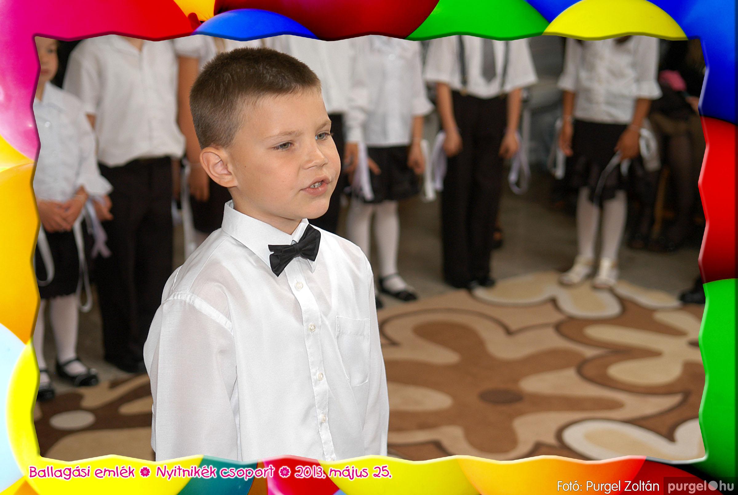 2013.05.25. 194 Kurca-parti Óvoda évzáró 2013. - Nyitnikék csoport - Fotó:PURGEL ZOLTÁN© 515.jpg