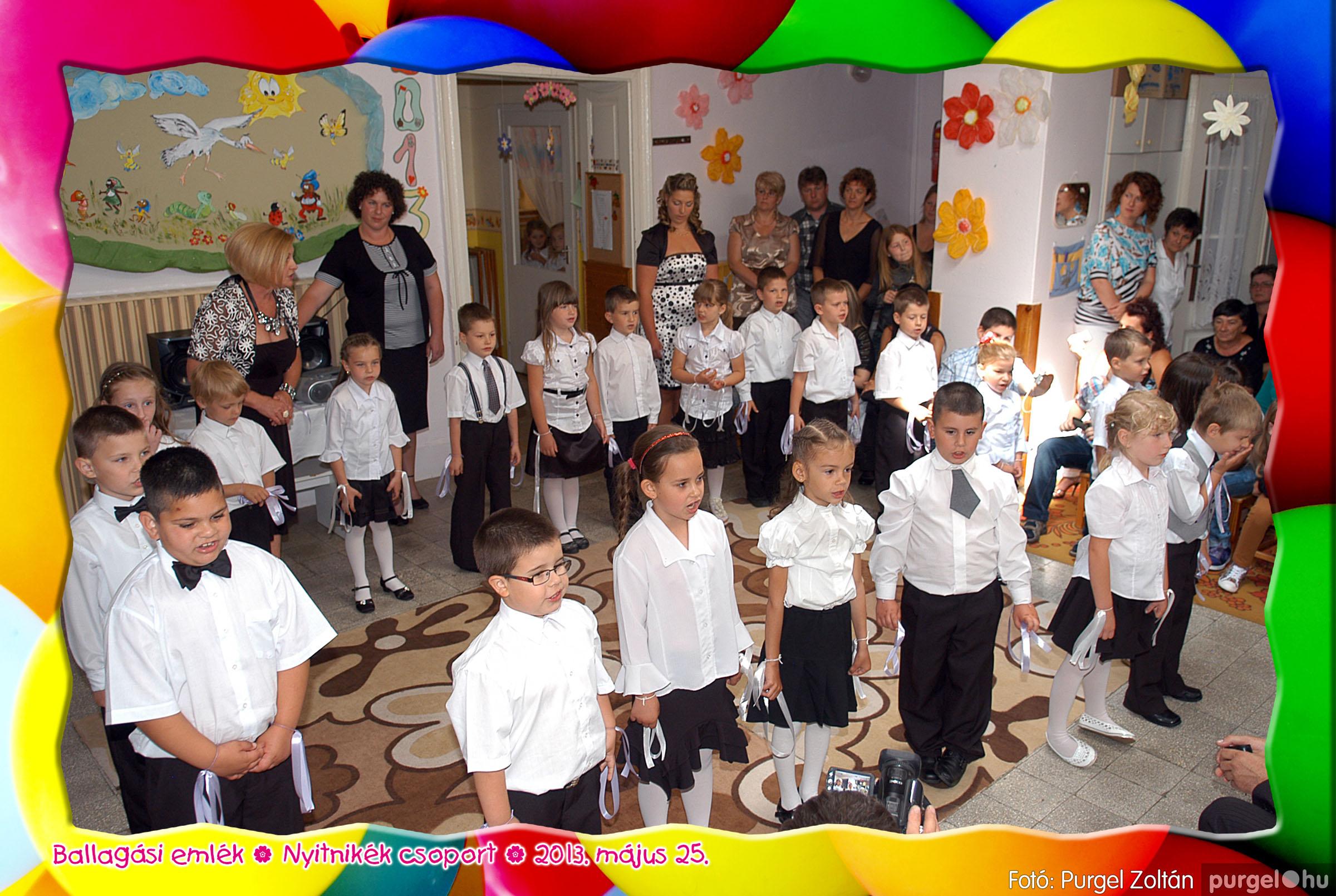 2013.05.25. 192 Kurca-parti Óvoda évzáró 2013. - Nyitnikék csoport - Fotó:PURGEL ZOLTÁN© 513.jpg