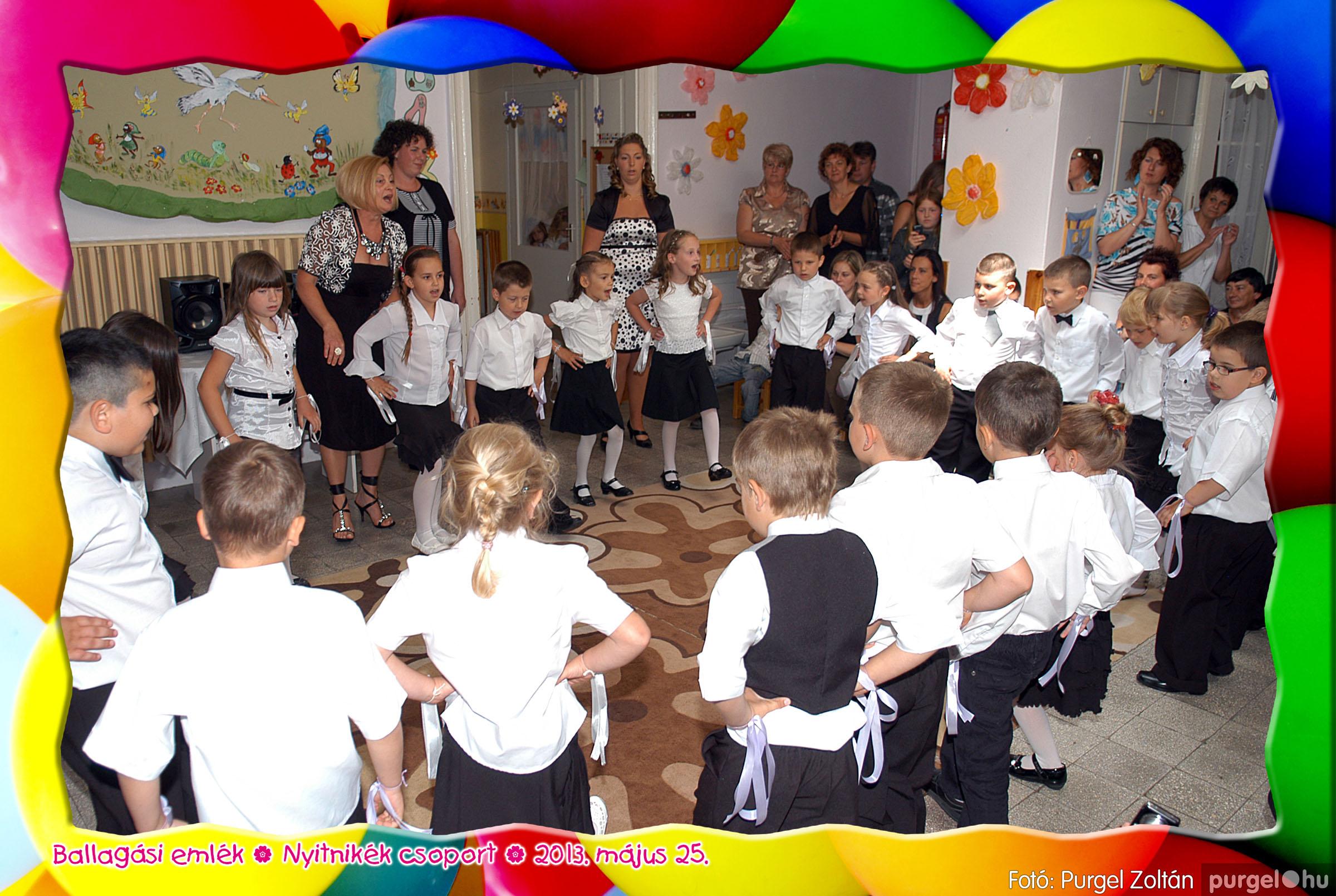 2013.05.25. 189 Kurca-parti Óvoda évzáró 2013. - Nyitnikék csoport - Fotó:PURGEL ZOLTÁN© 510.jpg
