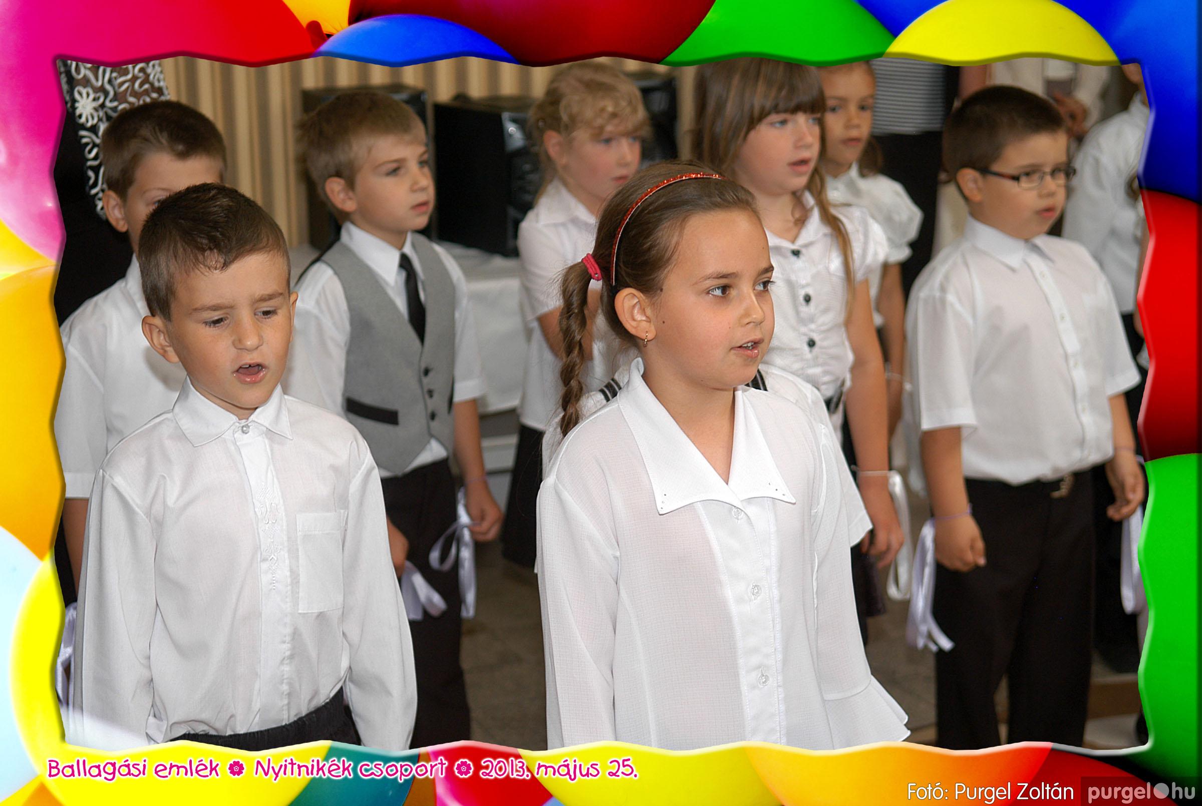 2013.05.25. 188 Kurca-parti Óvoda évzáró 2013. - Nyitnikék csoport - Fotó:PURGEL ZOLTÁN© 509.jpg