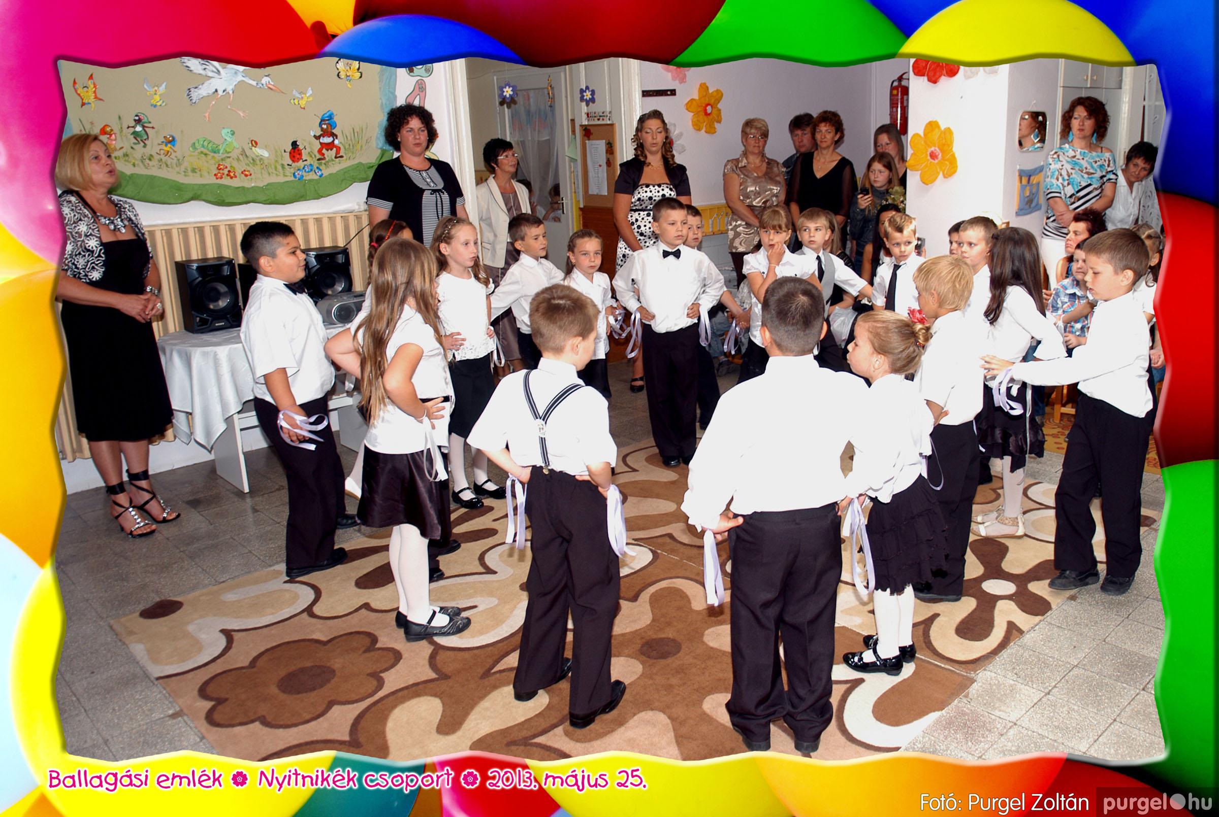 2013.05.25. 186 Kurca-parti Óvoda évzáró 2013. - Nyitnikék csoport - Fotó:PURGEL ZOLTÁN© 507.jpg