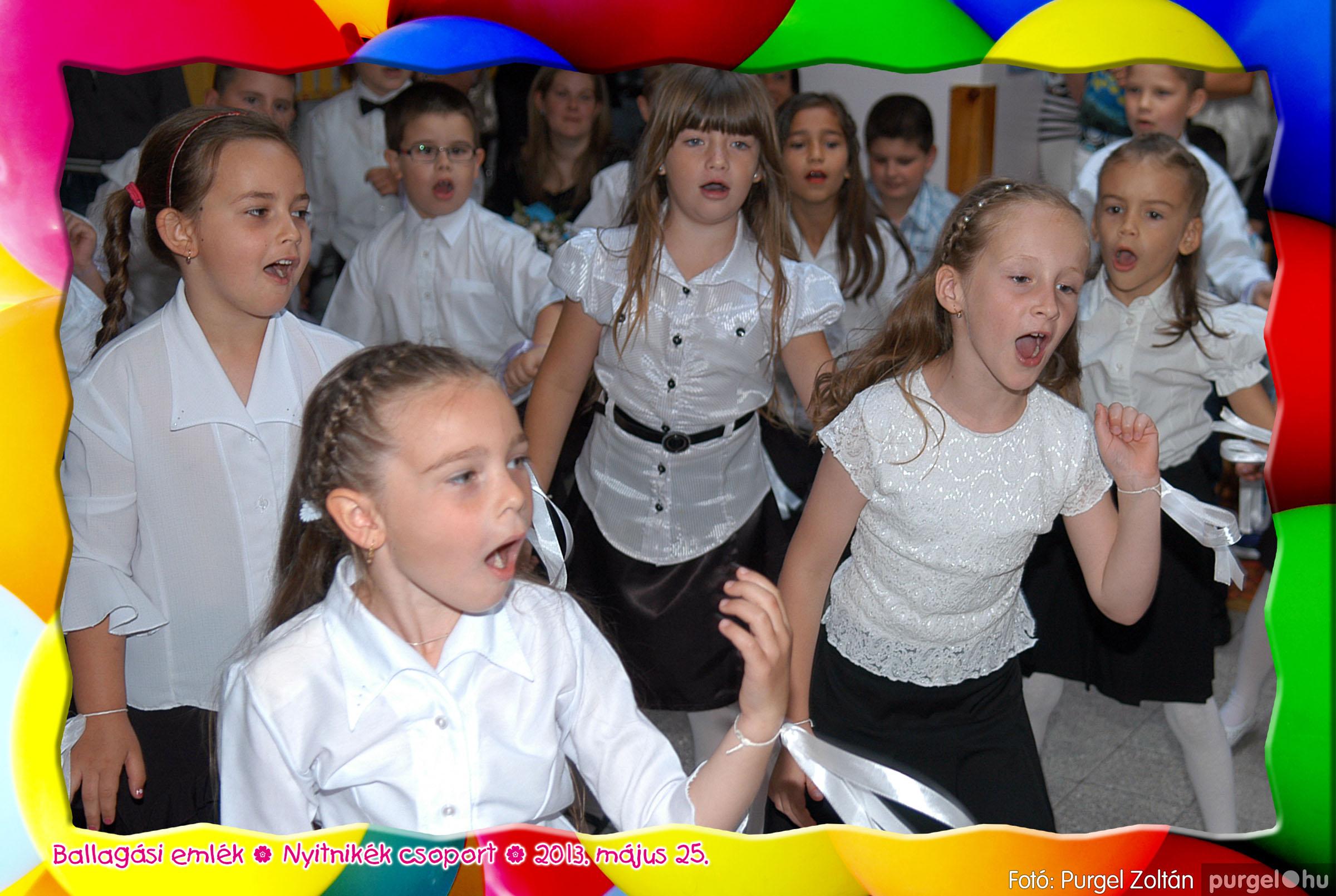 2013.05.25. 181 Kurca-parti Óvoda évzáró 2013. - Nyitnikék csoport - Fotó:PURGEL ZOLTÁN© 502.jpg