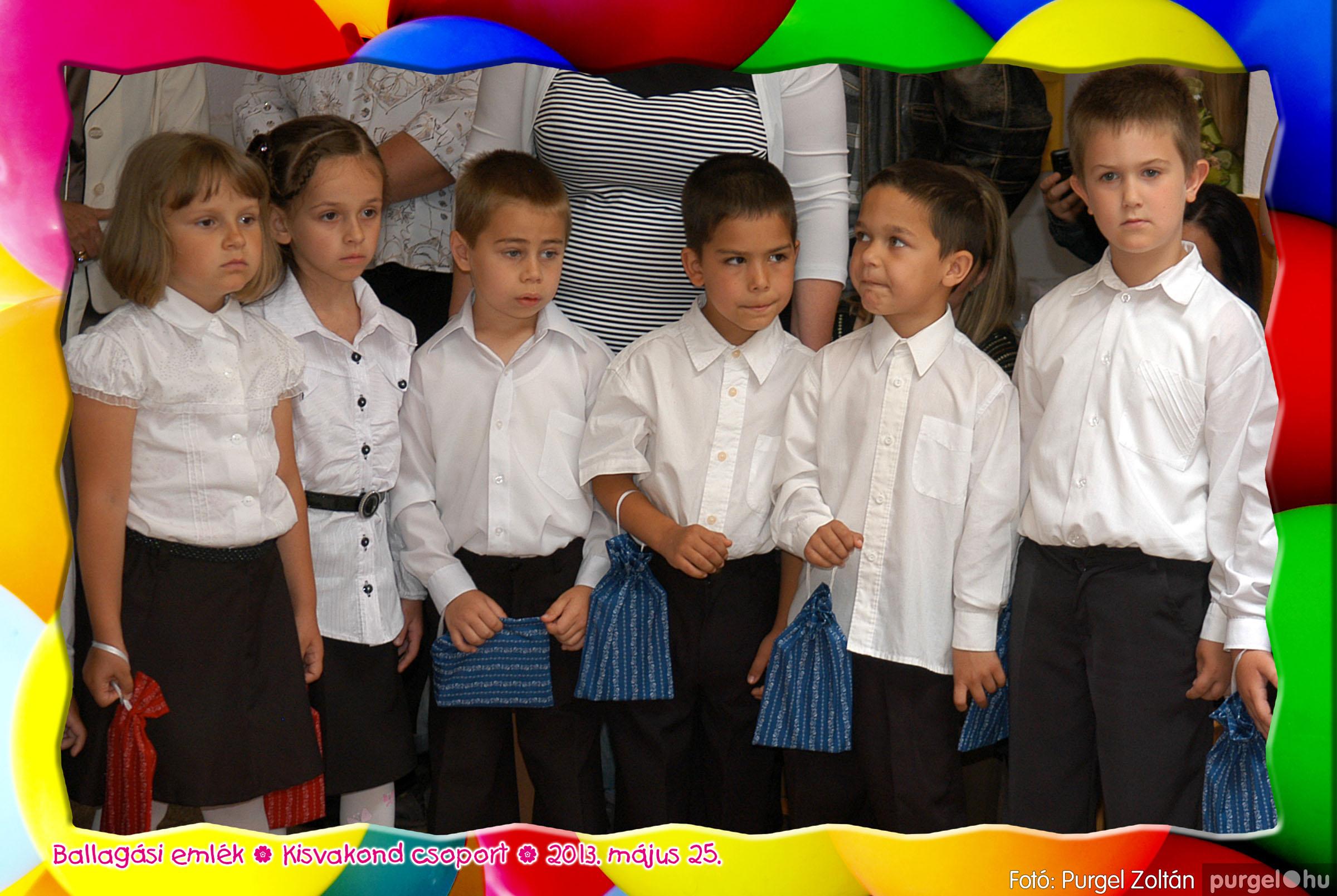 2013.05.25. 179 Kurca-parti Óvoda évzáró 2013. - Kisvakond csoport - Fotó:PURGEL ZOLTÁN© 436.jpg