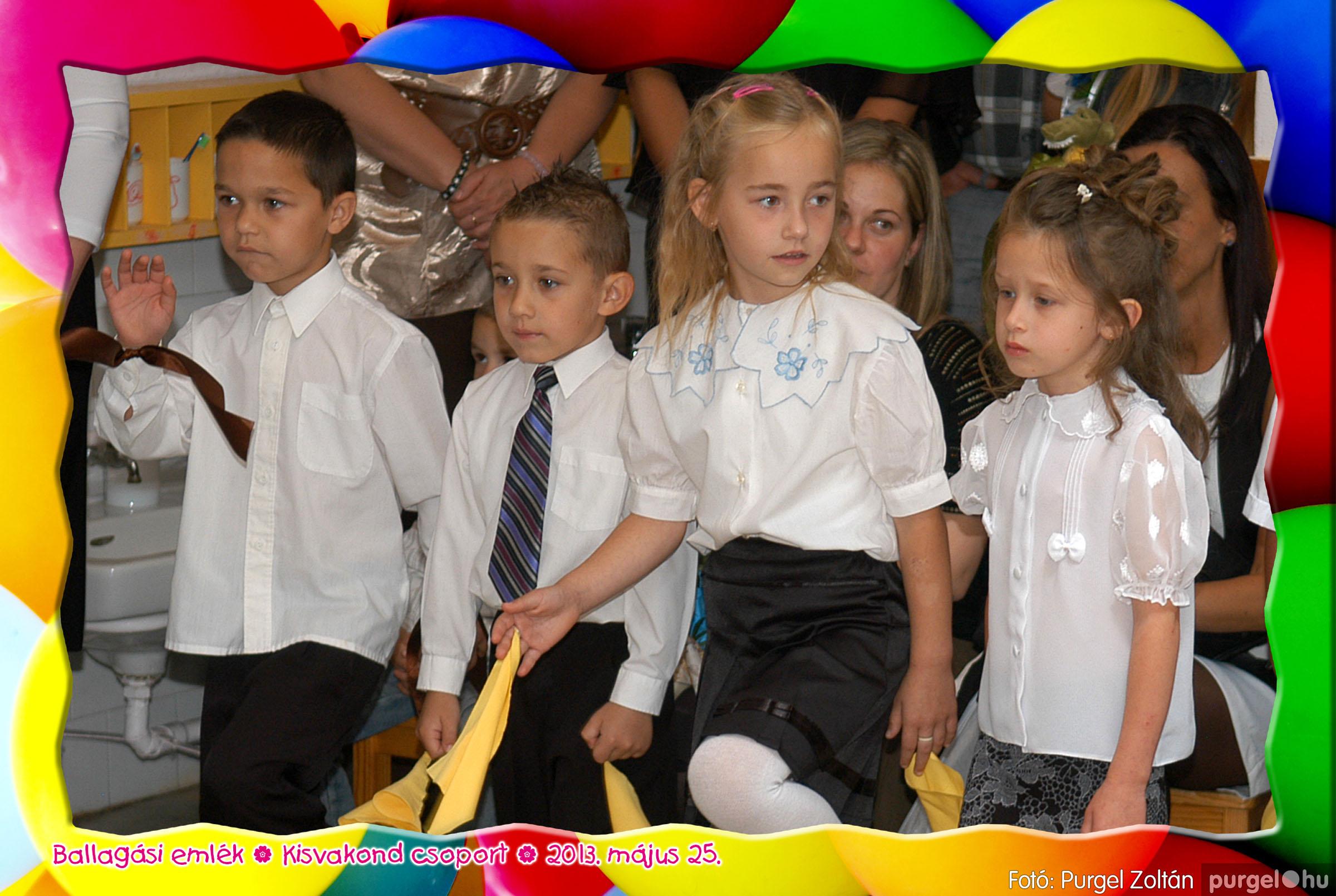 2013.05.25. 176 Kurca-parti Óvoda évzáró 2013. - Kisvakond csoport - Fotó:PURGEL ZOLTÁN© 433.jpg