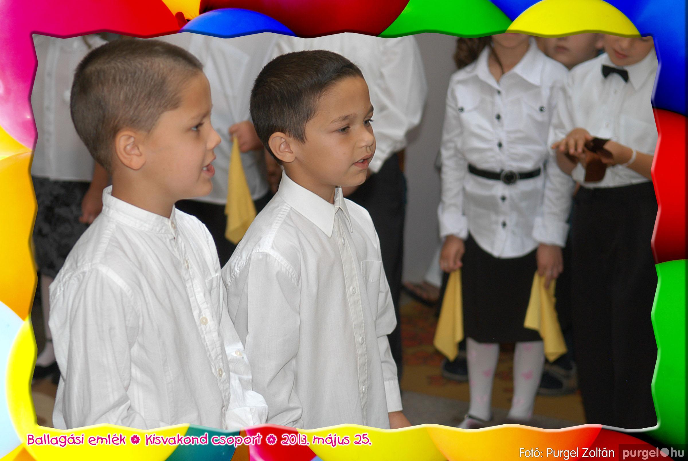 2013.05.25. 173 Kurca-parti Óvoda évzáró 2013. - Kisvakond csoport - Fotó:PURGEL ZOLTÁN© 430.jpg