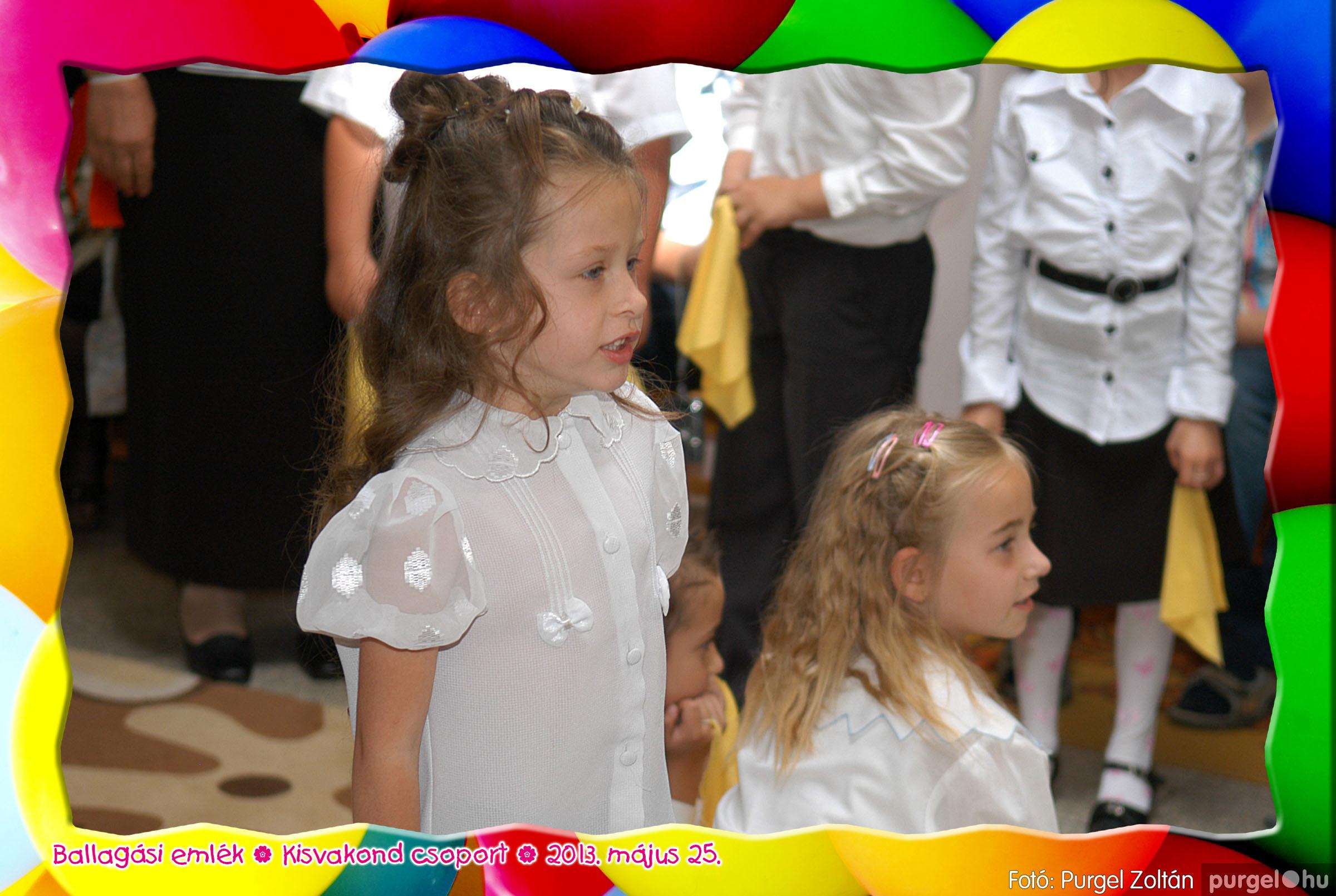 2013.05.25. 164 Kurca-parti Óvoda évzáró 2013. - Kisvakond csoport - Fotó:PURGEL ZOLTÁN© 421.jpg