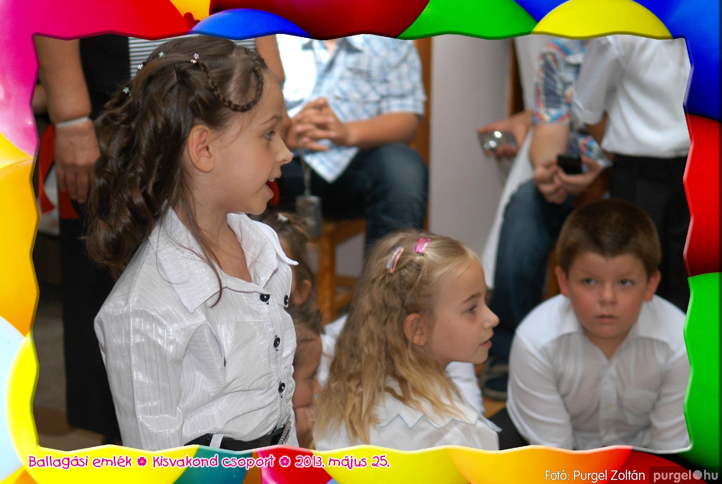 2013.05.25. 162 Kurca-parti Óvoda évzáró 2013. - Kisvakond csoport - Fotó:PURGEL ZOLTÁN© 419.jpg