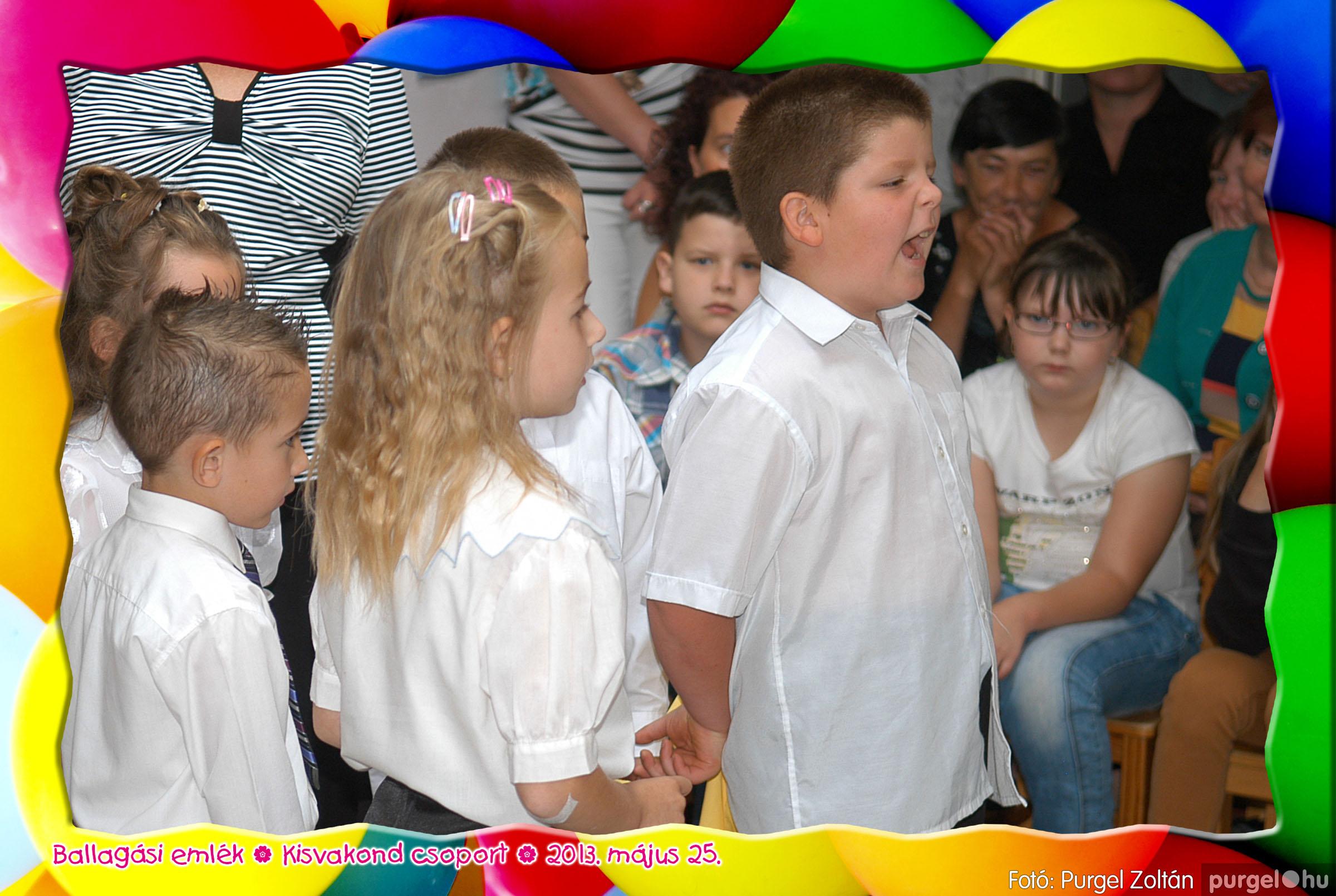 2013.05.25. 155 Kurca-parti Óvoda évzáró 2013. - Kisvakond csoport - Fotó:PURGEL ZOLTÁN© 412.jpg