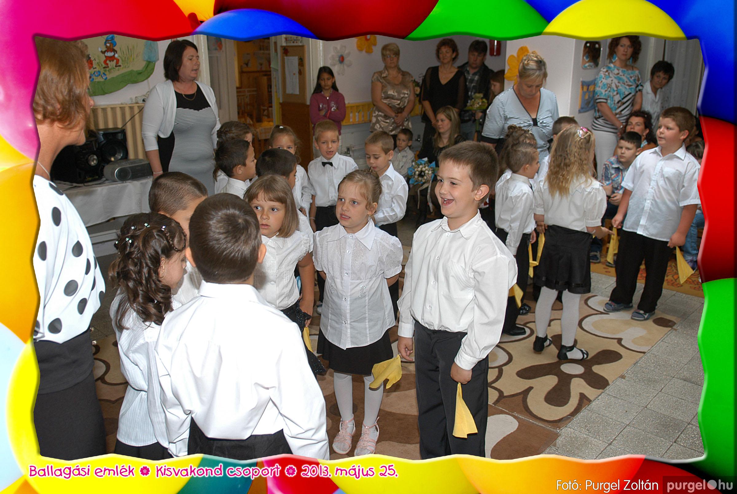 2013.05.25. 154 Kurca-parti Óvoda évzáró 2013. - Kisvakond csoport - Fotó:PURGEL ZOLTÁN© 411.jpg