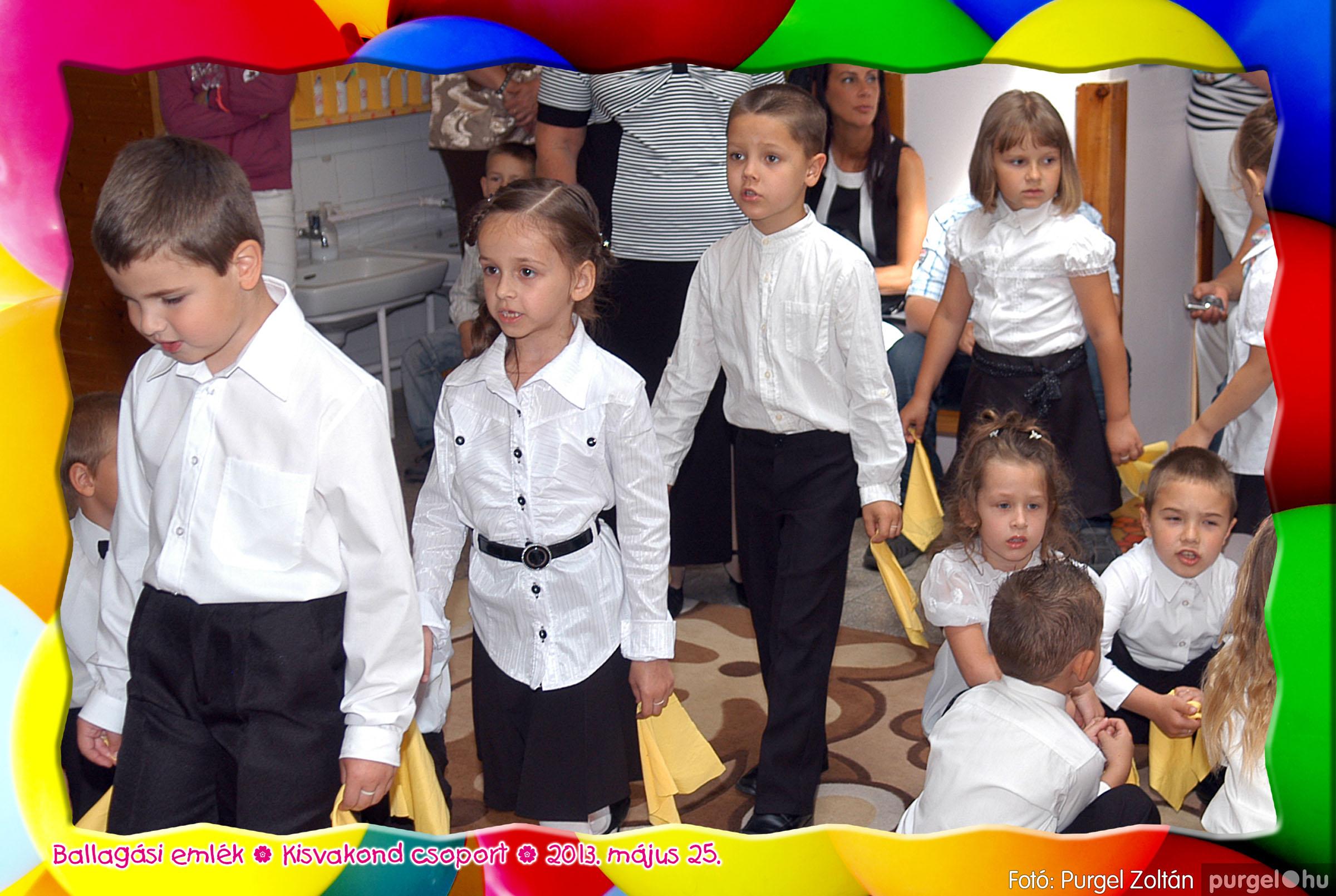 2013.05.25. 149 Kurca-parti Óvoda évzáró 2013. - Kisvakond csoport - Fotó:PURGEL ZOLTÁN© 406.jpg