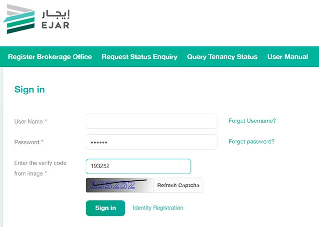 5265 How to register with Ejar system in Saudi Arabia (7)