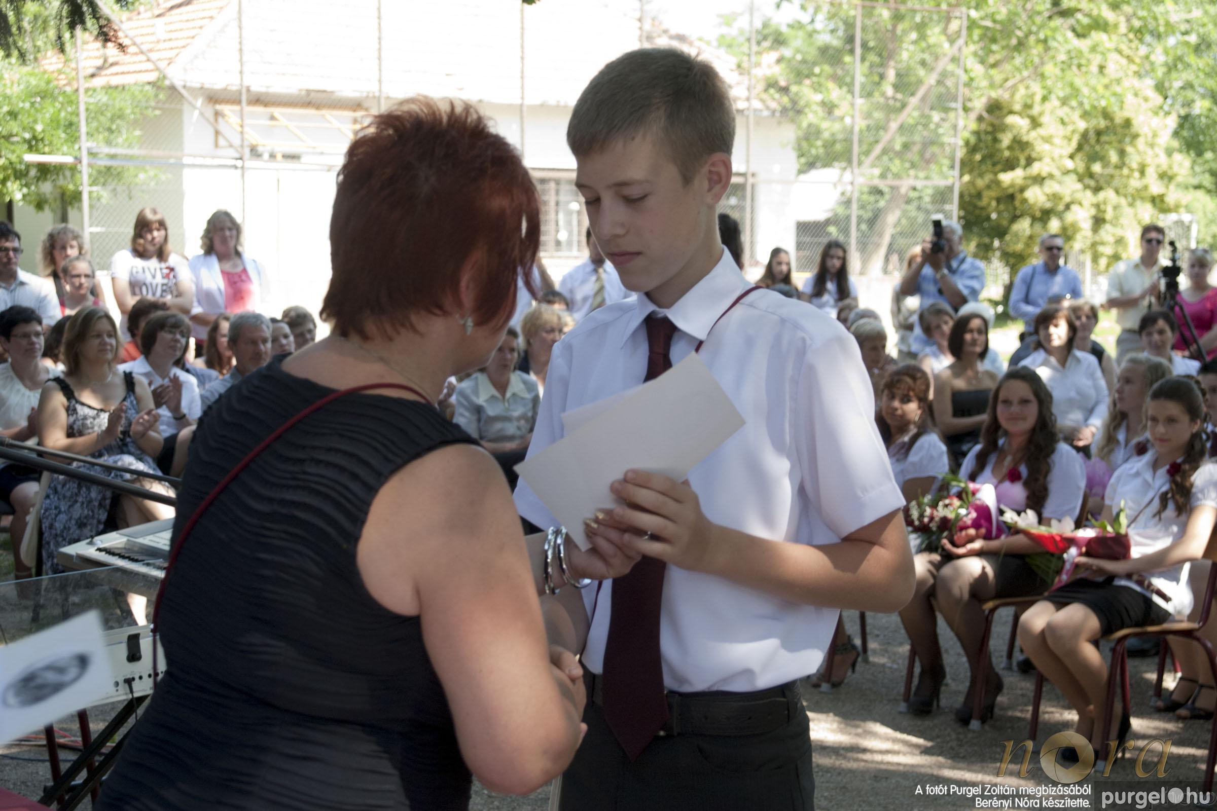 2013.06.15. 300 Forray Máté Általános Iskola ballagás 2013. - Fotó:BERÉNYI NÓRA© _MG_1385.JPG