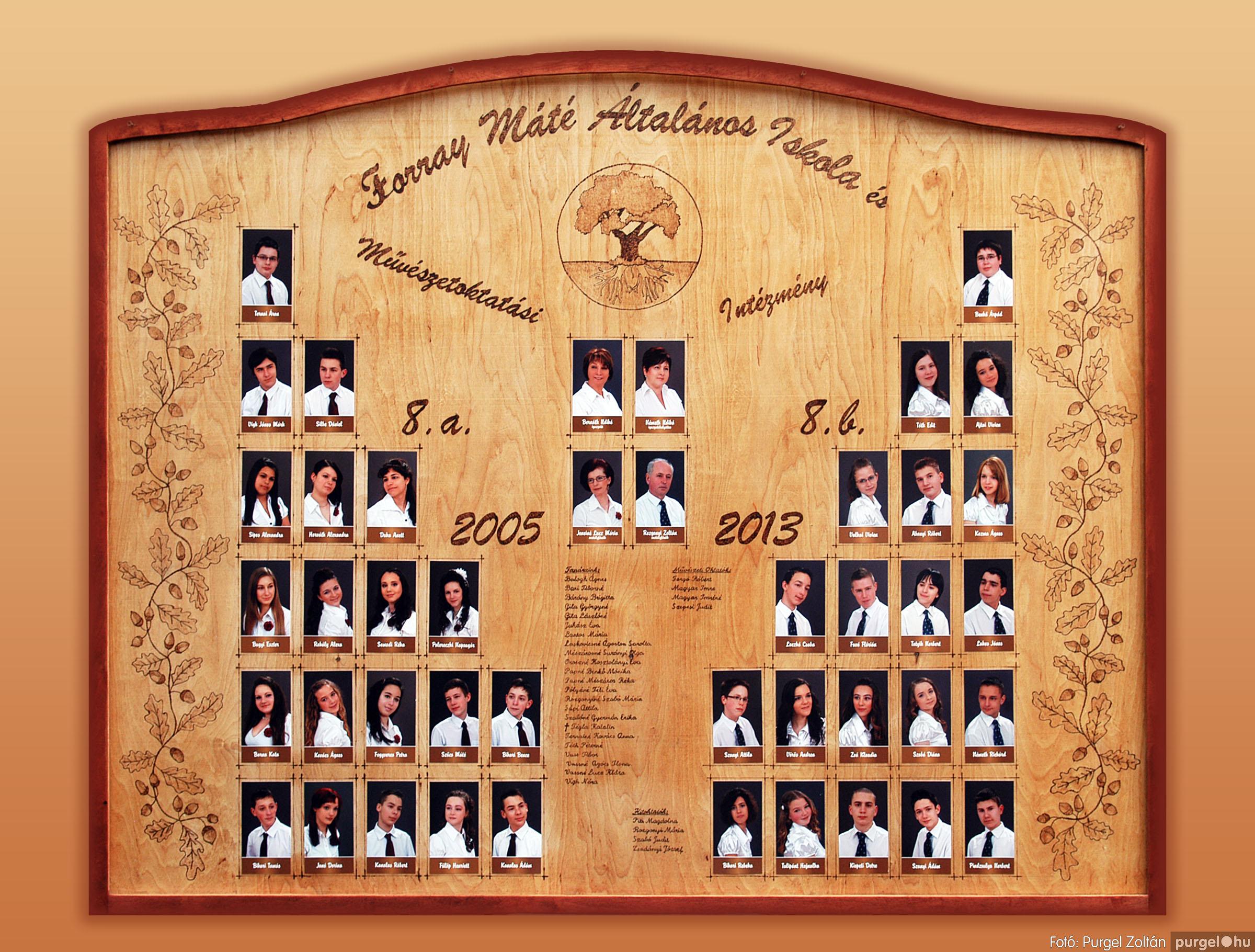 2013.05.24. 000 Forray Máté Általános Iskola tabló 2013. - Fotó:PURGEL ZOLTÁN©.jpg
