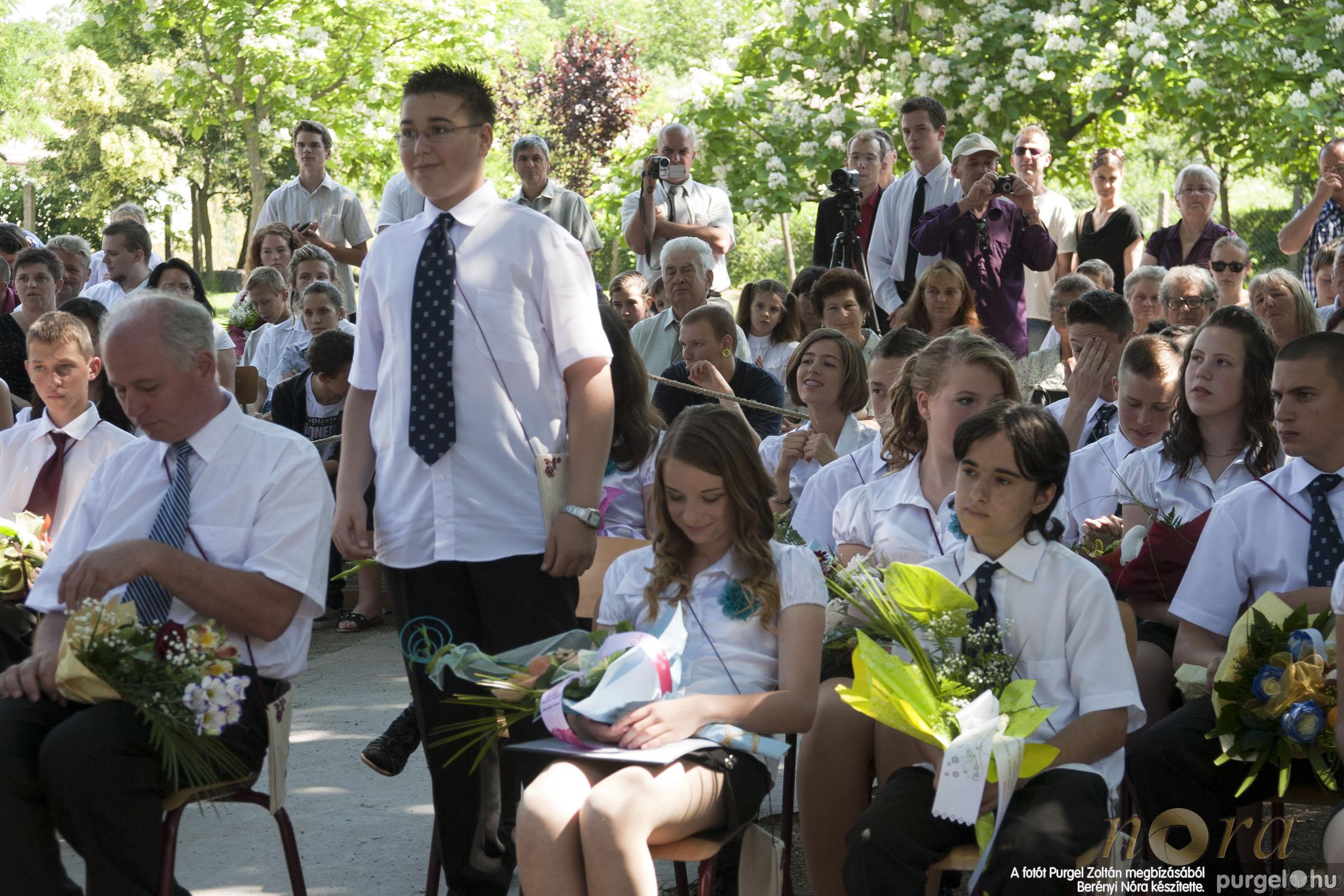 2013.06.15. 265 Forray Máté Általános Iskola ballagás 2013. - Fotó:BERÉNYI NÓRA© _MG_1345.JPG