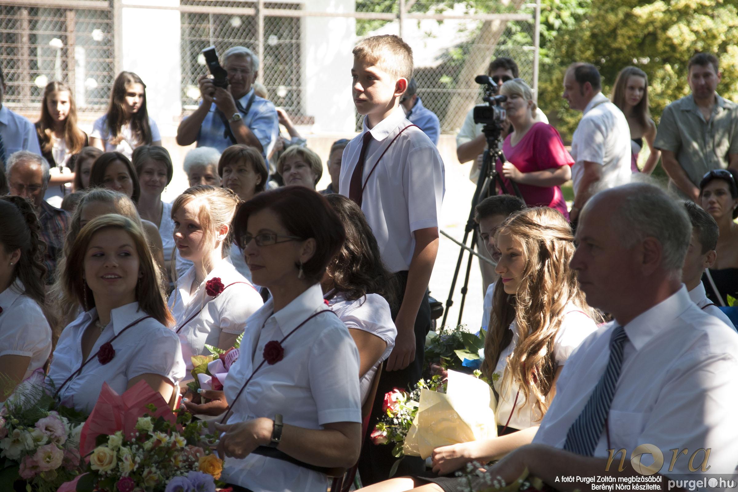 2013.06.15. 243 Forray Máté Általános Iskola ballagás 2013. - Fotó:BERÉNYI NÓRA© _MG_1308.JPG