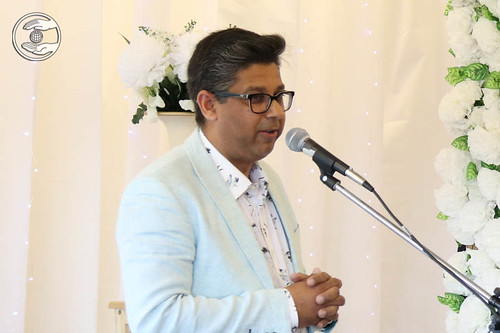 Member Executive Committee SNM UK, Ricky Bhatia