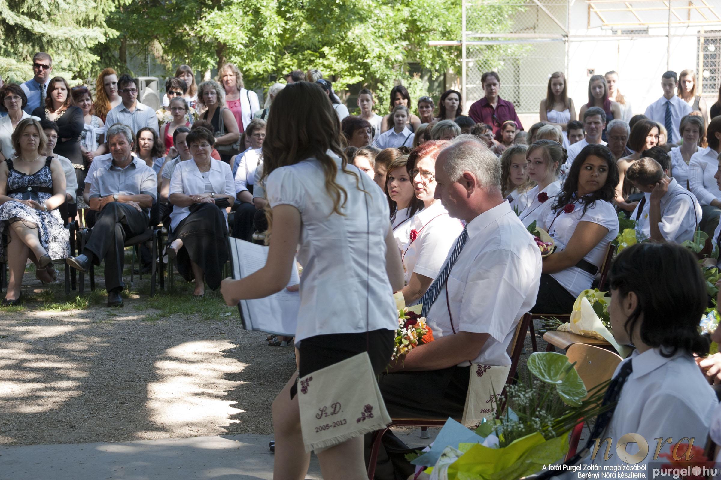 2013.06.15. 194 Forray Máté Általános Iskola ballagás 2013. - Fotó:BERÉNYI NÓRA© _MG_1214.JPG